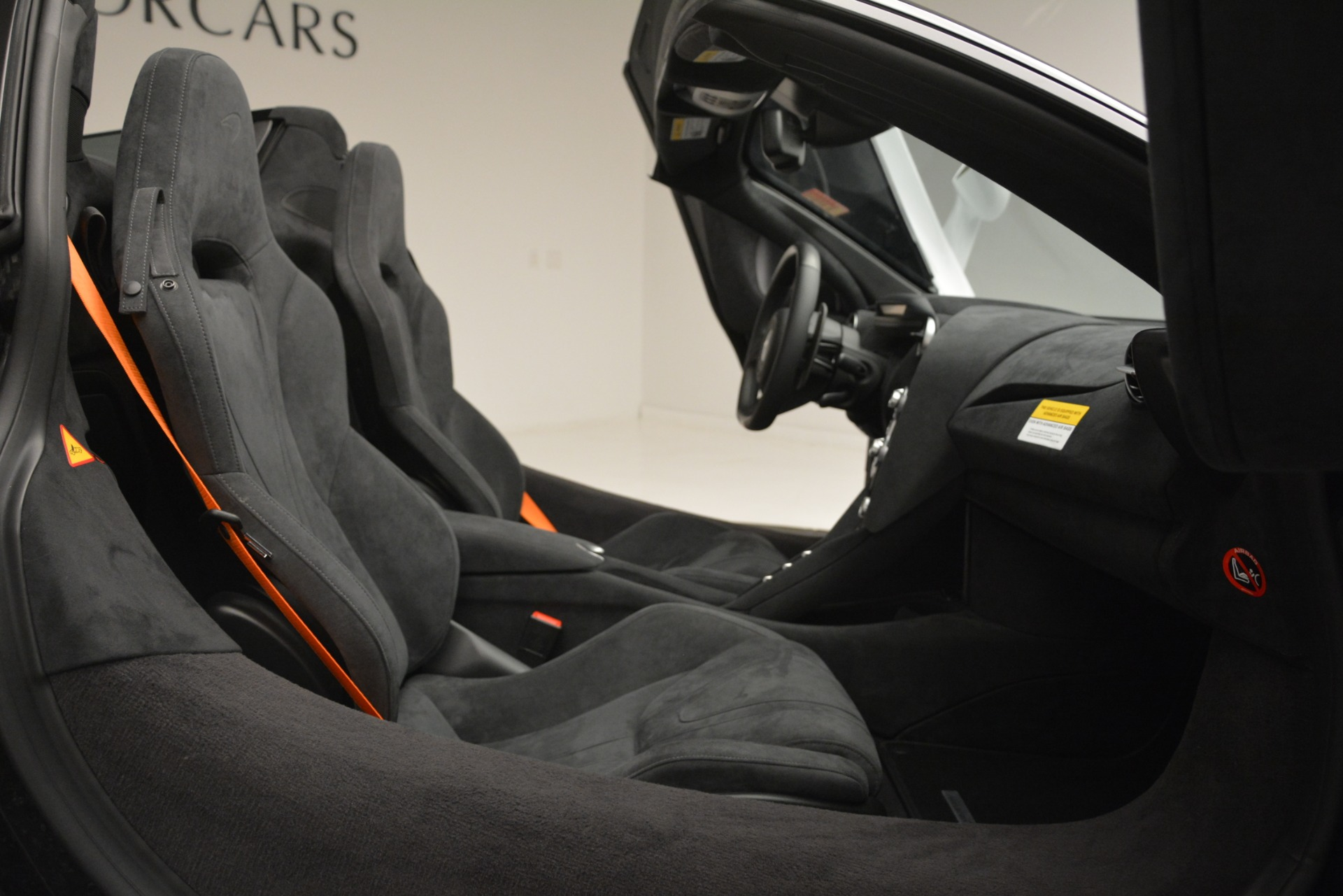 New 2020 McLaren 720S Spider Convertible For Sale In Westport, CT 3229_p24