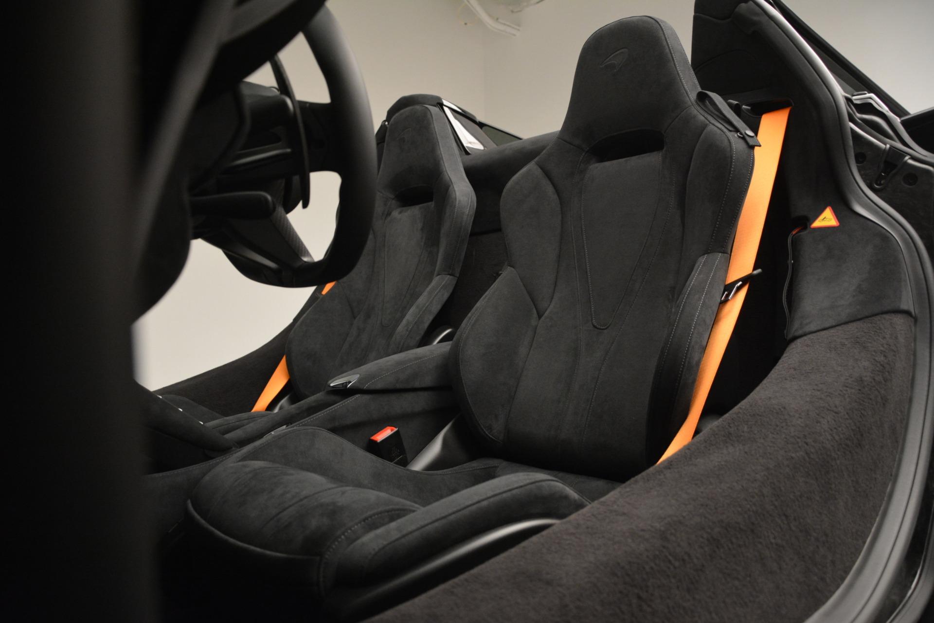 New 2020 McLaren 720S Spider Convertible For Sale In Westport, CT 3229_p25