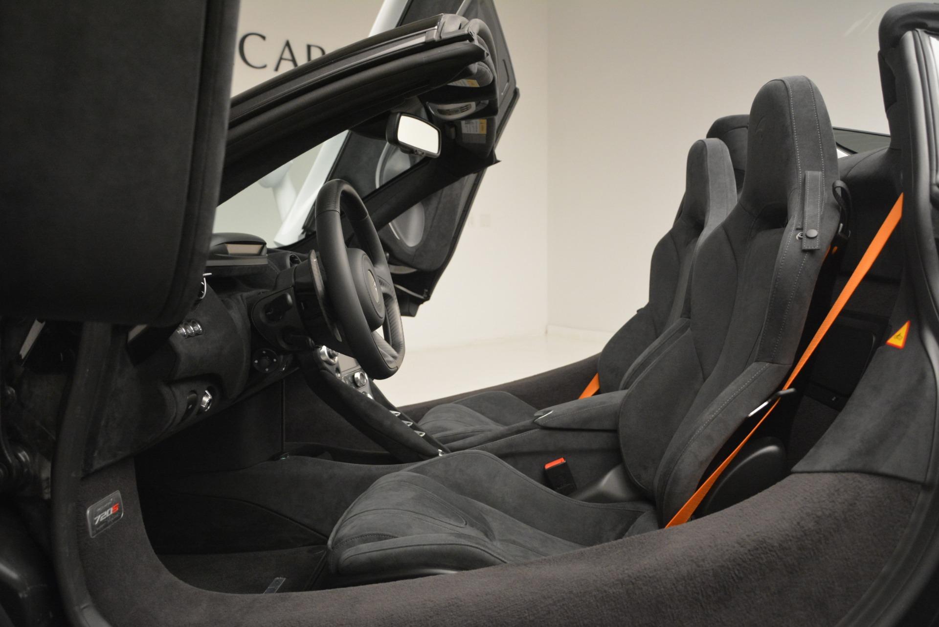 New 2020 McLaren 720S Spider Convertible For Sale In Westport, CT 3229_p26