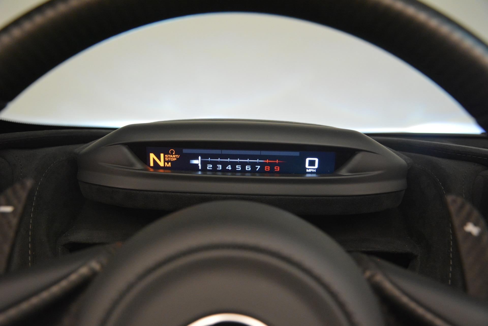 New 2020 McLaren 720S Spider Convertible For Sale In Westport, CT 3229_p29