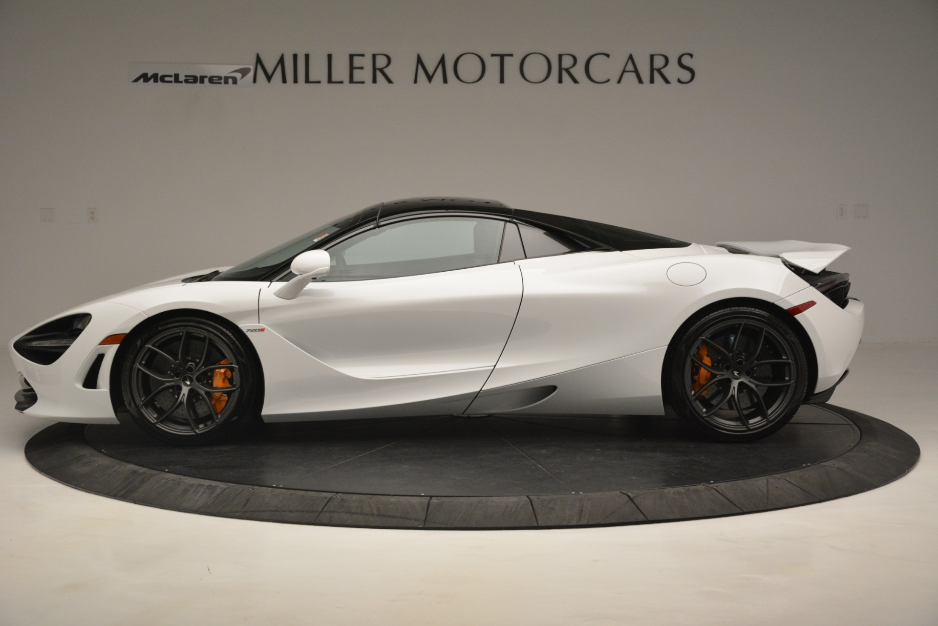 New 2020 McLaren 720S Spider Convertible For Sale In Westport, CT 3229_p3