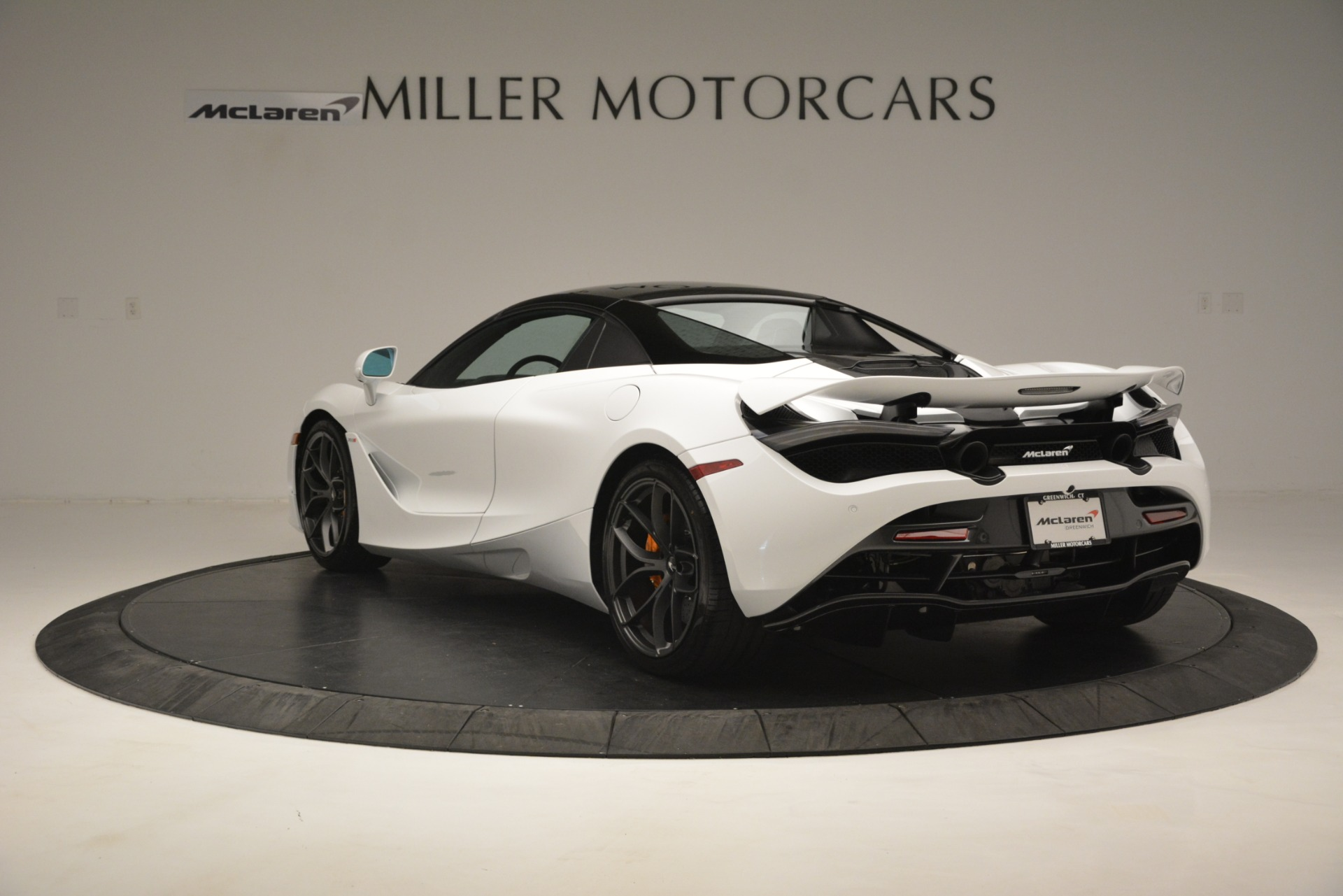 New 2020 McLaren 720S Spider Convertible For Sale In Westport, CT 3229_p4