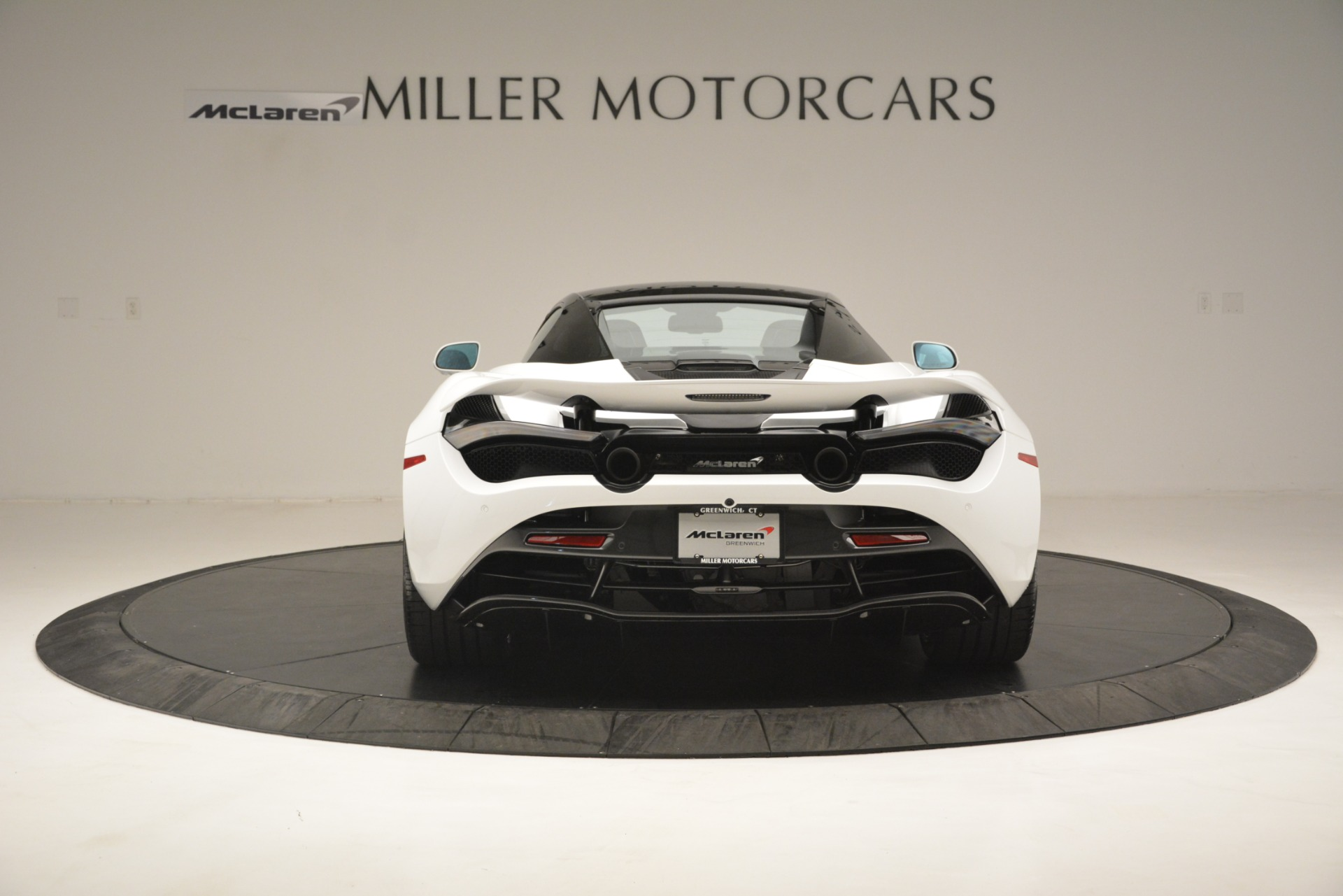 New 2020 McLaren 720S Spider Convertible For Sale In Westport, CT 3229_p5