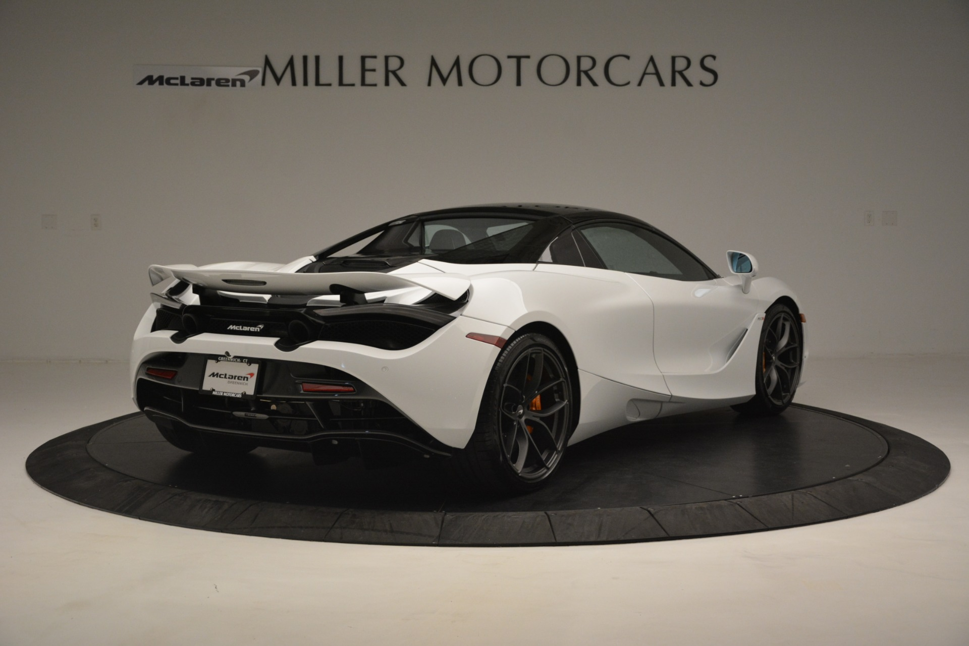 New 2020 McLaren 720S Spider Convertible For Sale In Westport, CT 3229_p6