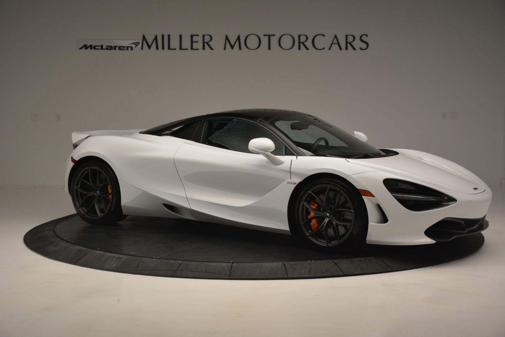New 2020 McLaren 720S Spider Convertible For Sale In Westport, CT 3229_p8