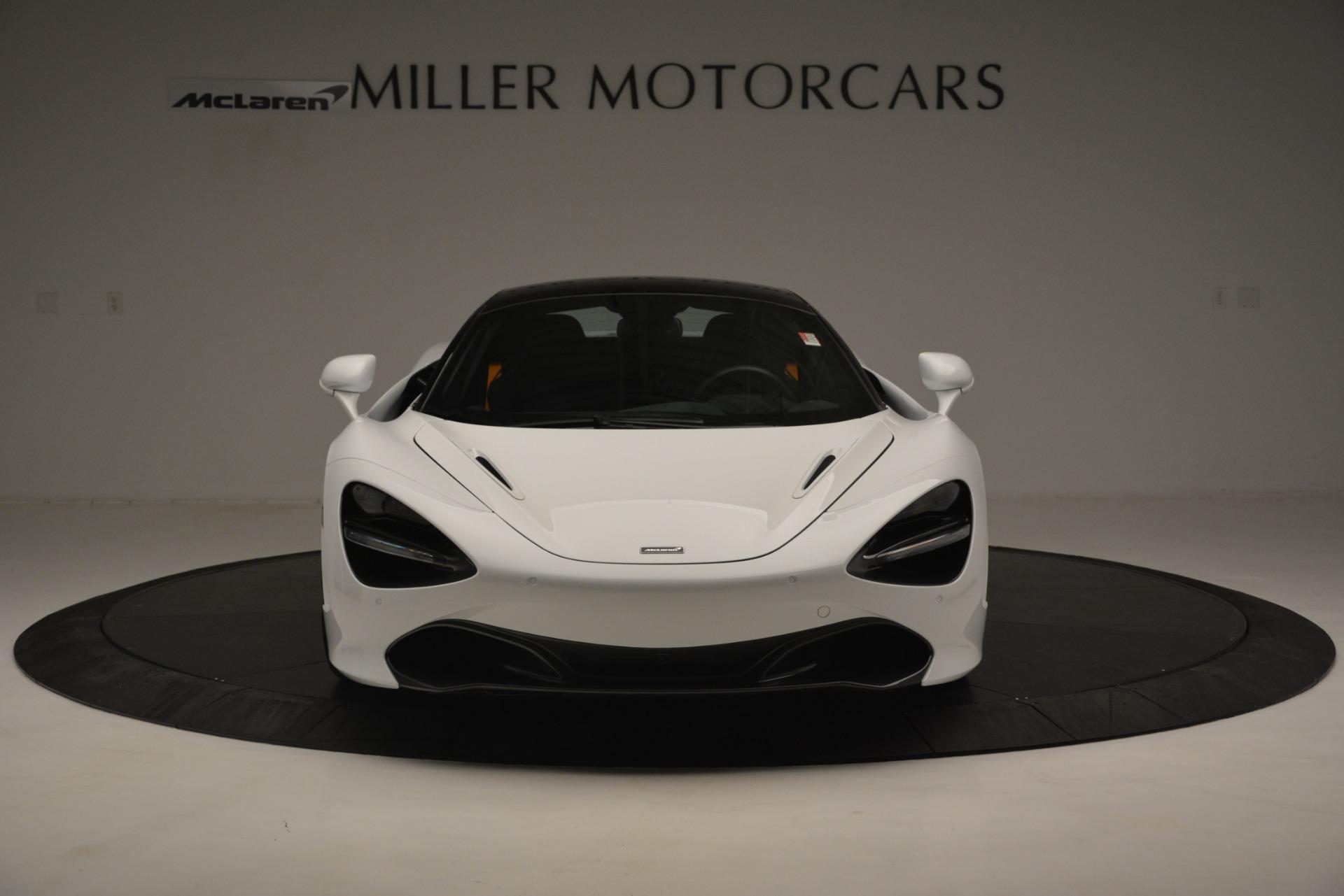New 2020 McLaren 720S Spider Convertible For Sale In Westport, CT 3229_p9