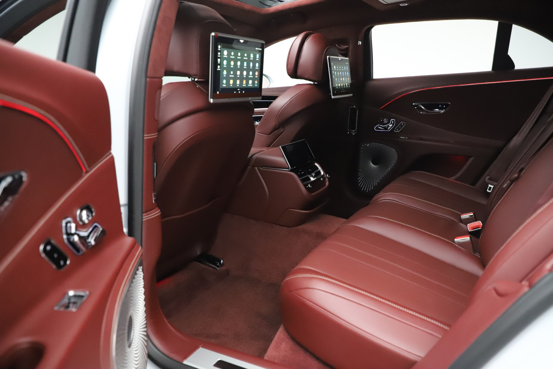 New 2021 Bentley Flying Spur W12 For Sale In Westport, CT 3230_p24