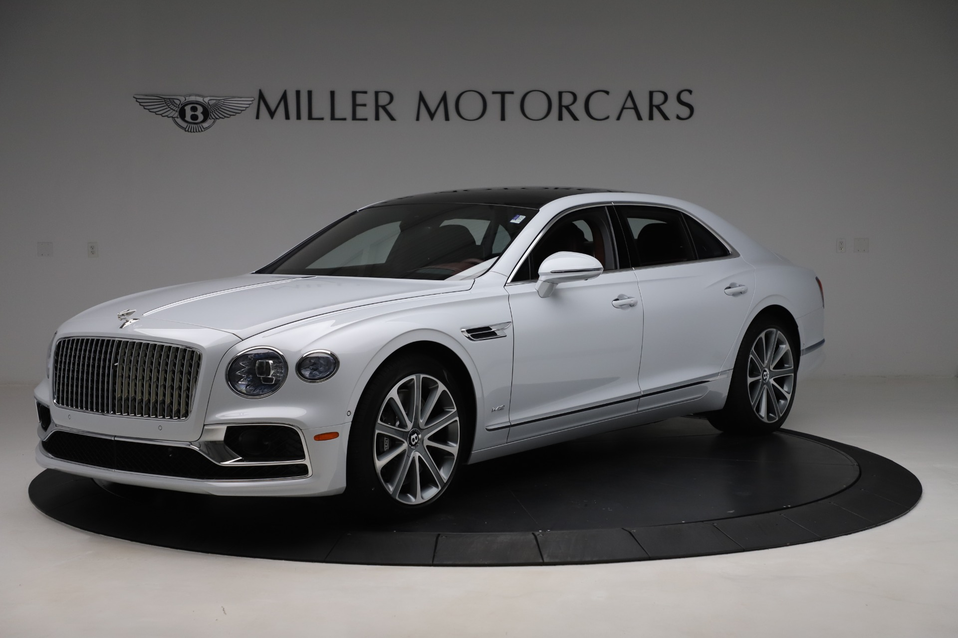 New 2021 Bentley Flying Spur W12 For Sale In Westport, CT 3230_p2