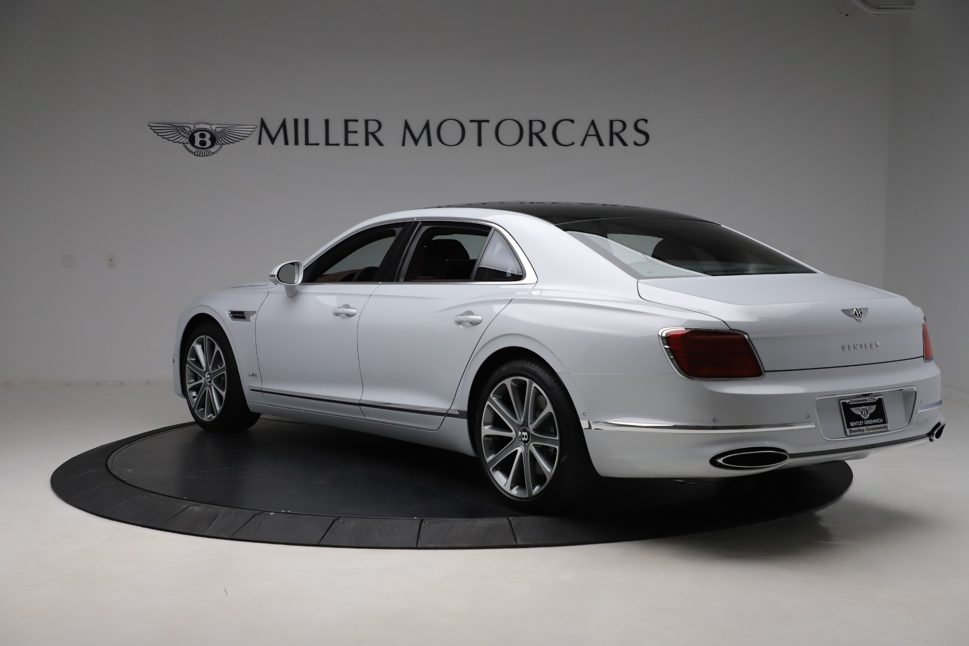 New 2021 Bentley Flying Spur W12 For Sale In Westport, CT 3230_p5