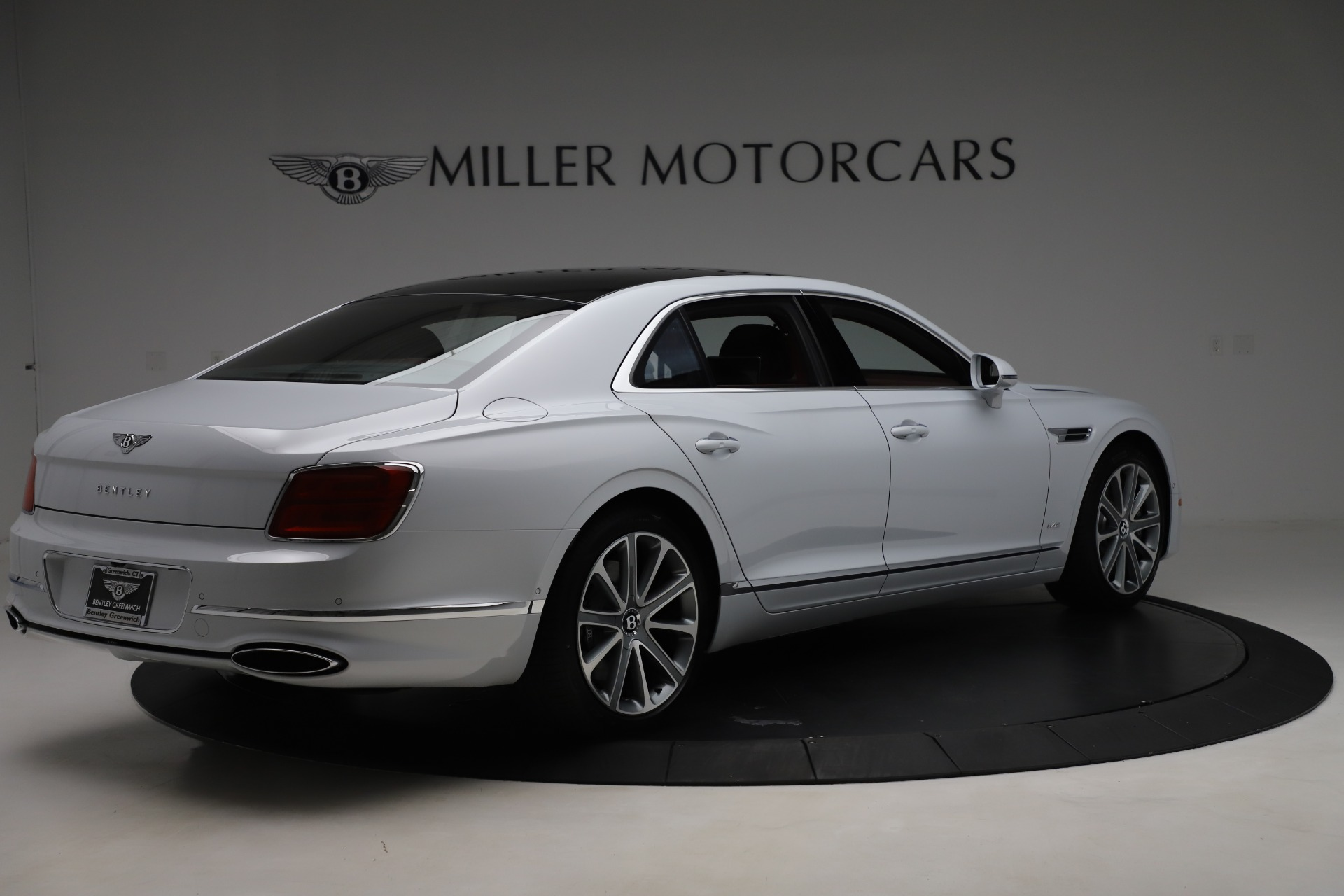 New 2021 Bentley Flying Spur W12 For Sale In Westport, CT 3230_p8
