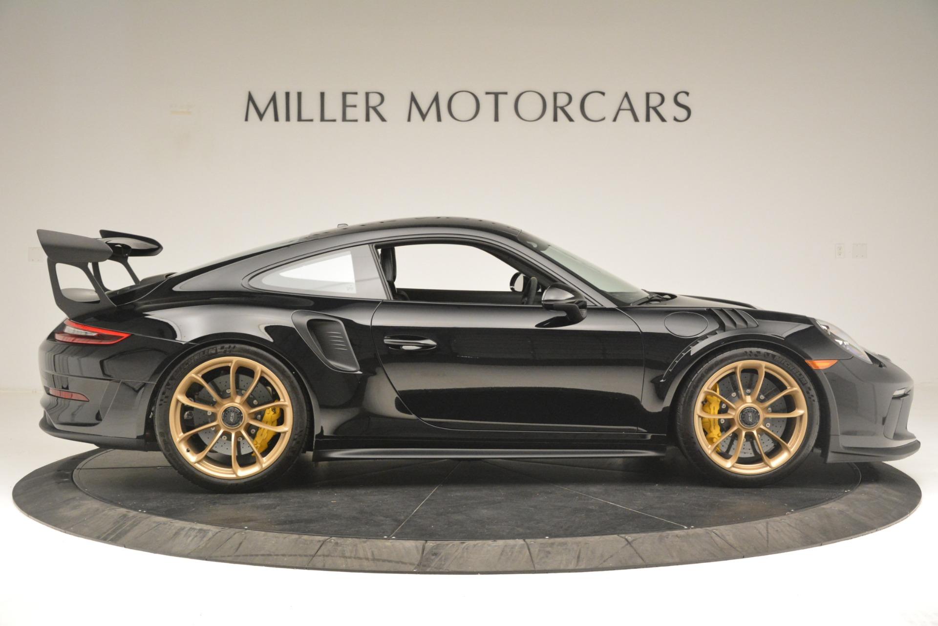 Used 2019 Porsche 911 GT3 RS For Sale In Westport, CT 3231_p10