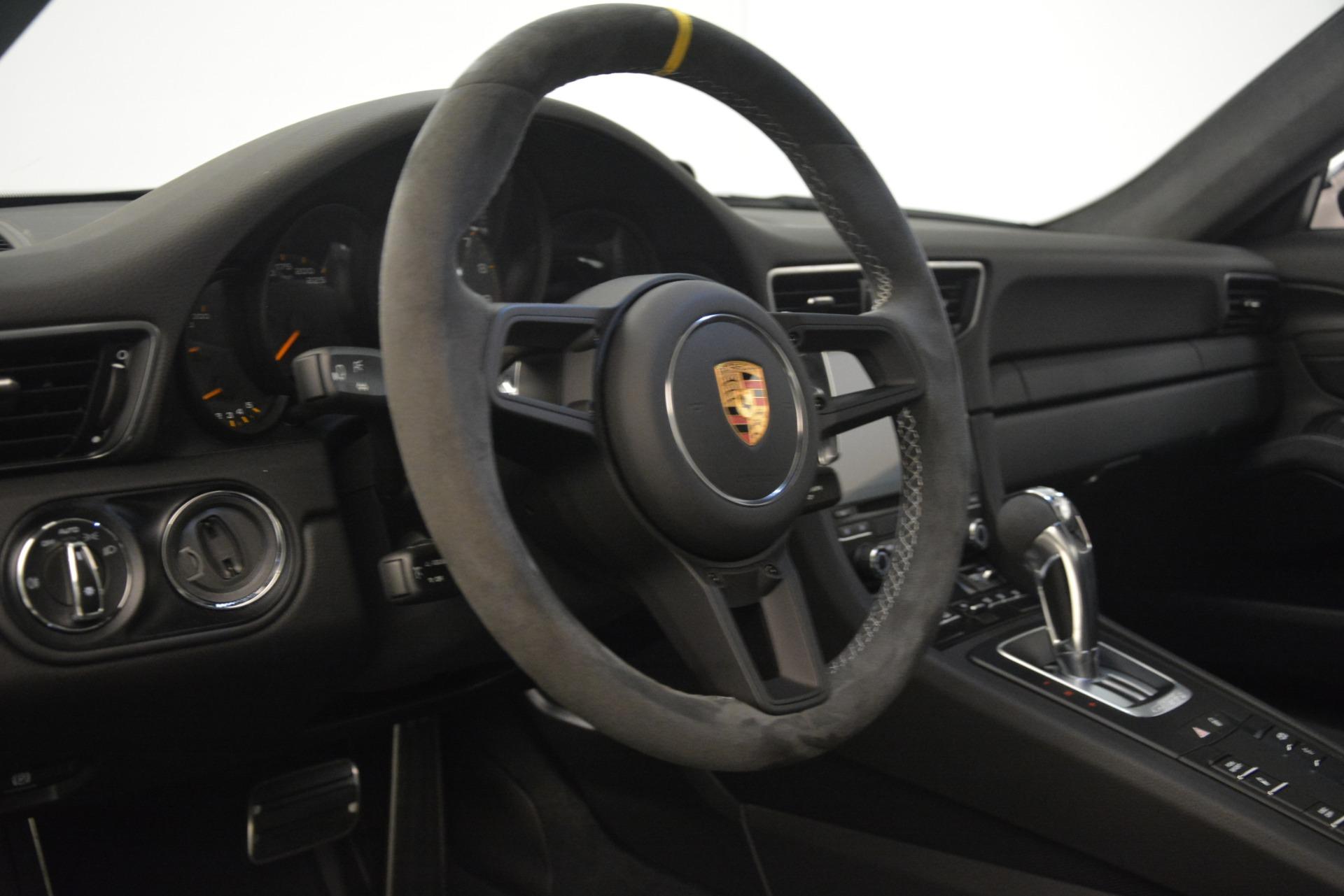 Used 2019 Porsche 911 GT3 RS For Sale In Westport, CT 3231_p20