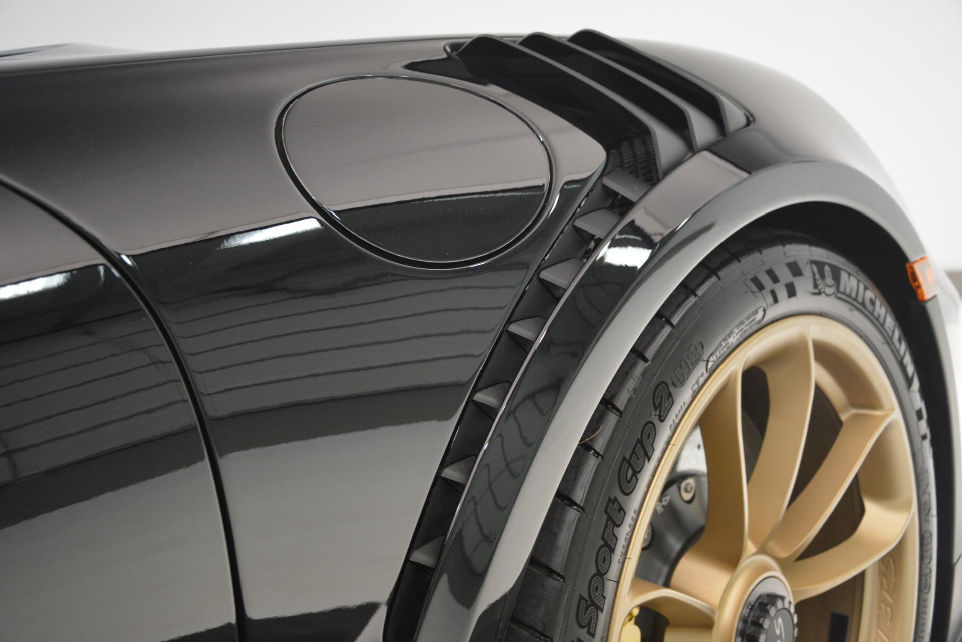 Used 2019 Porsche 911 GT3 RS For Sale In Westport, CT 3231_p28