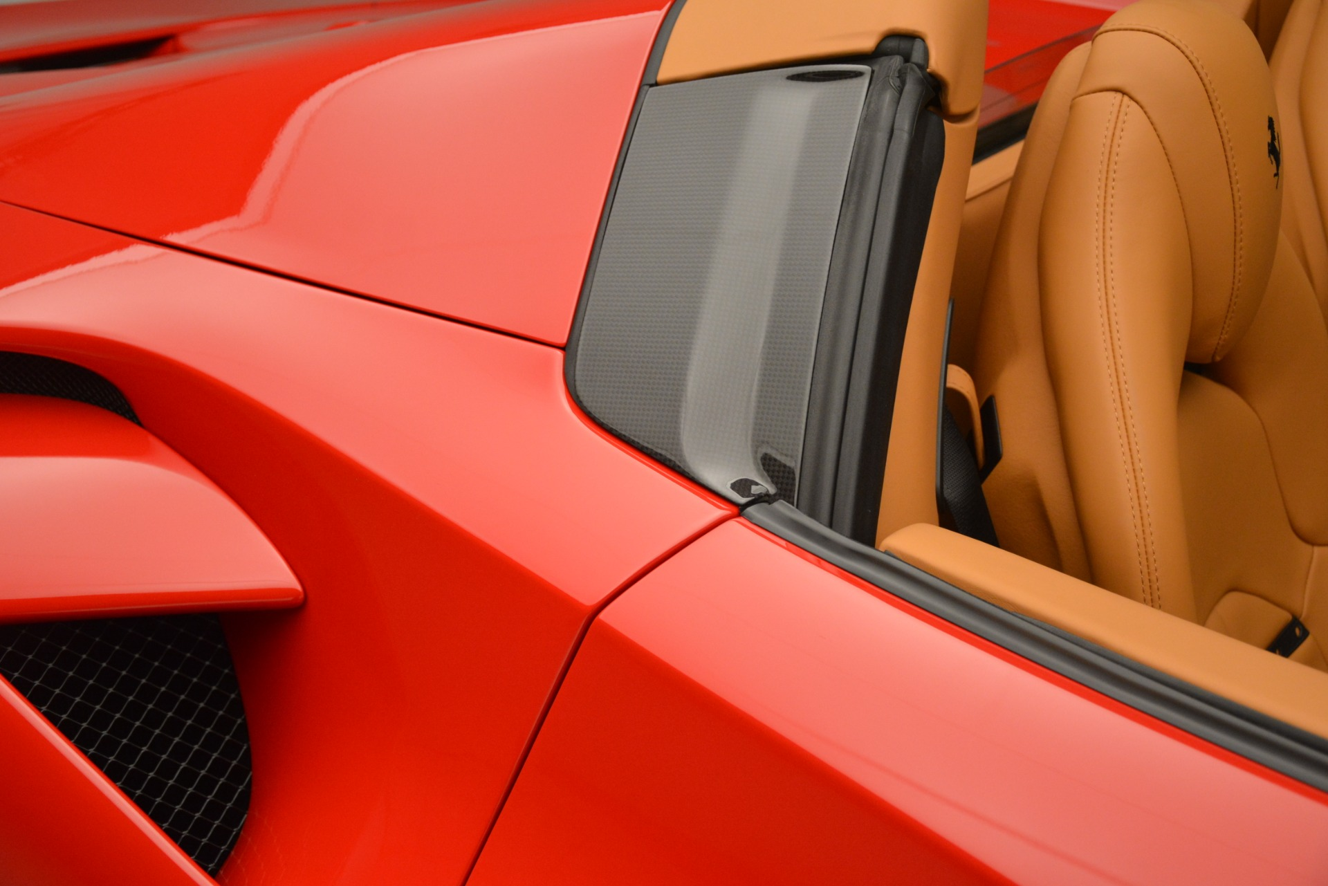 Used 2018 Ferrari 488 Spider  For Sale In Westport, CT 3234_p31