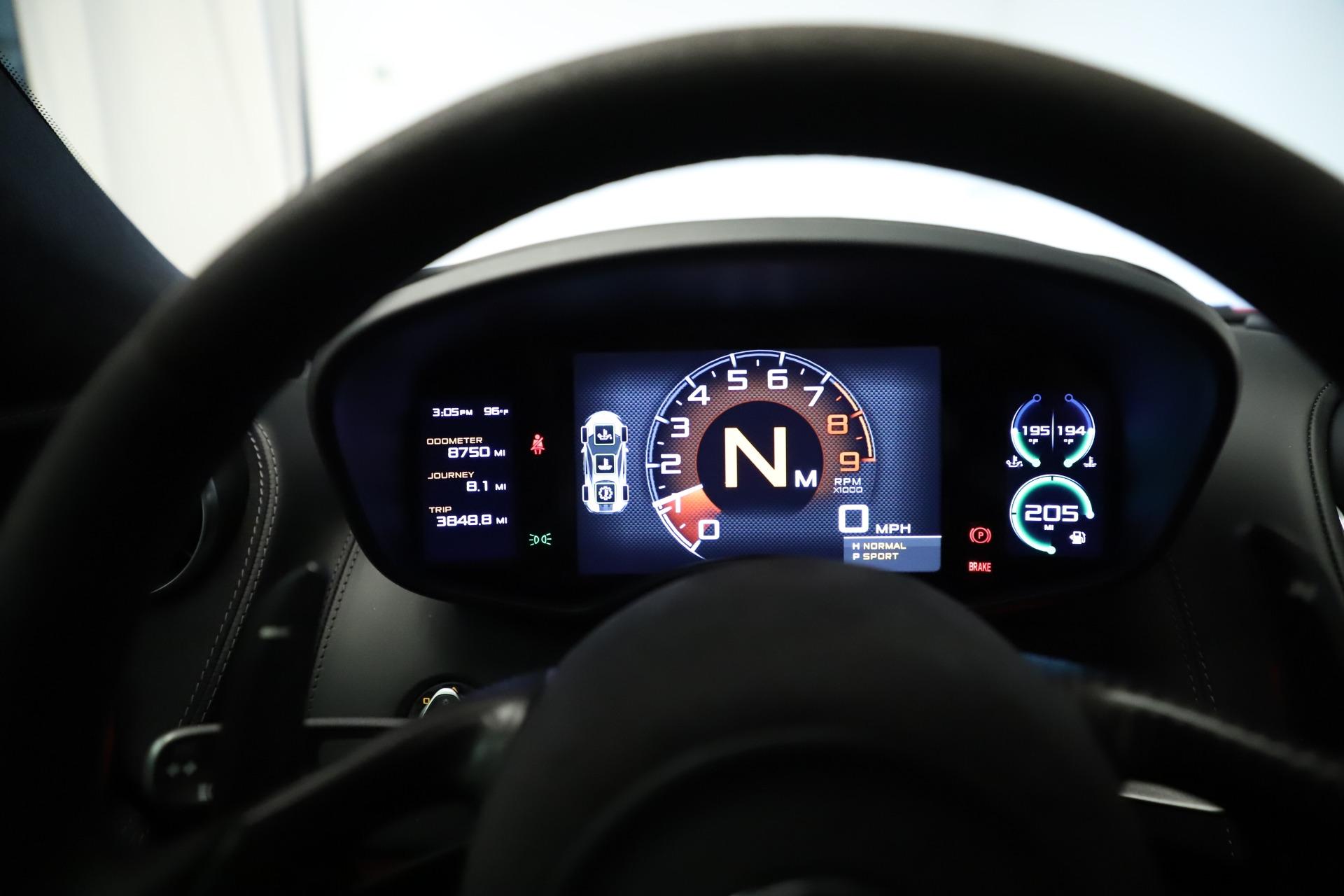 Used 2016 McLaren 570S Coupe For Sale In Westport, CT 3235_p26