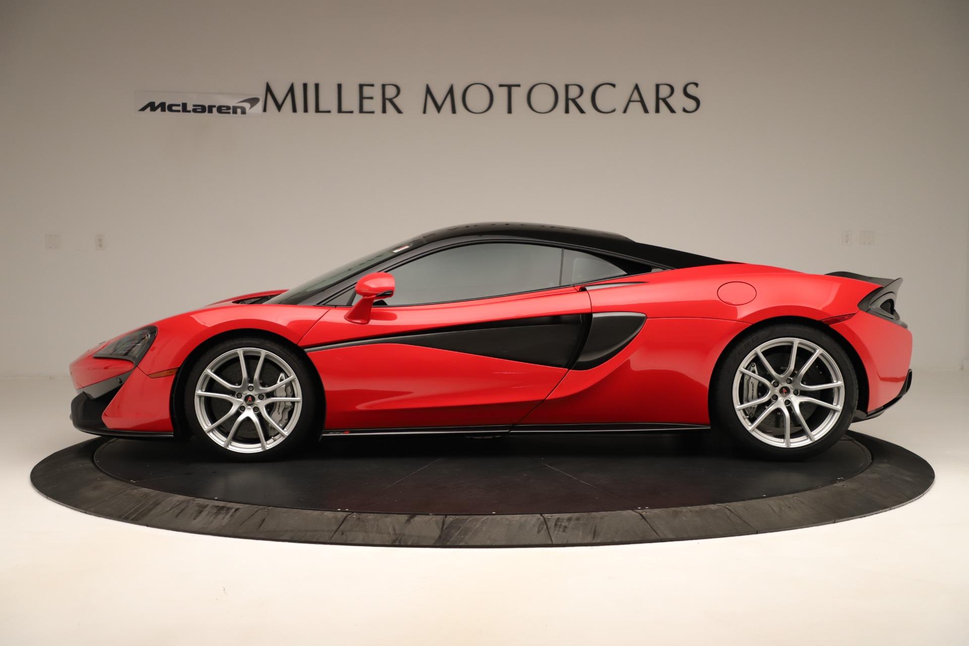 Used 2016 McLaren 570S Coupe For Sale In Westport, CT 3235_p2