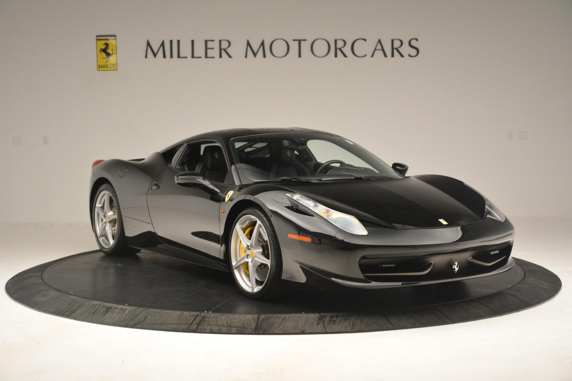 Used 2011 Ferrari 458 Italia  For Sale In Westport, CT 3236_p11