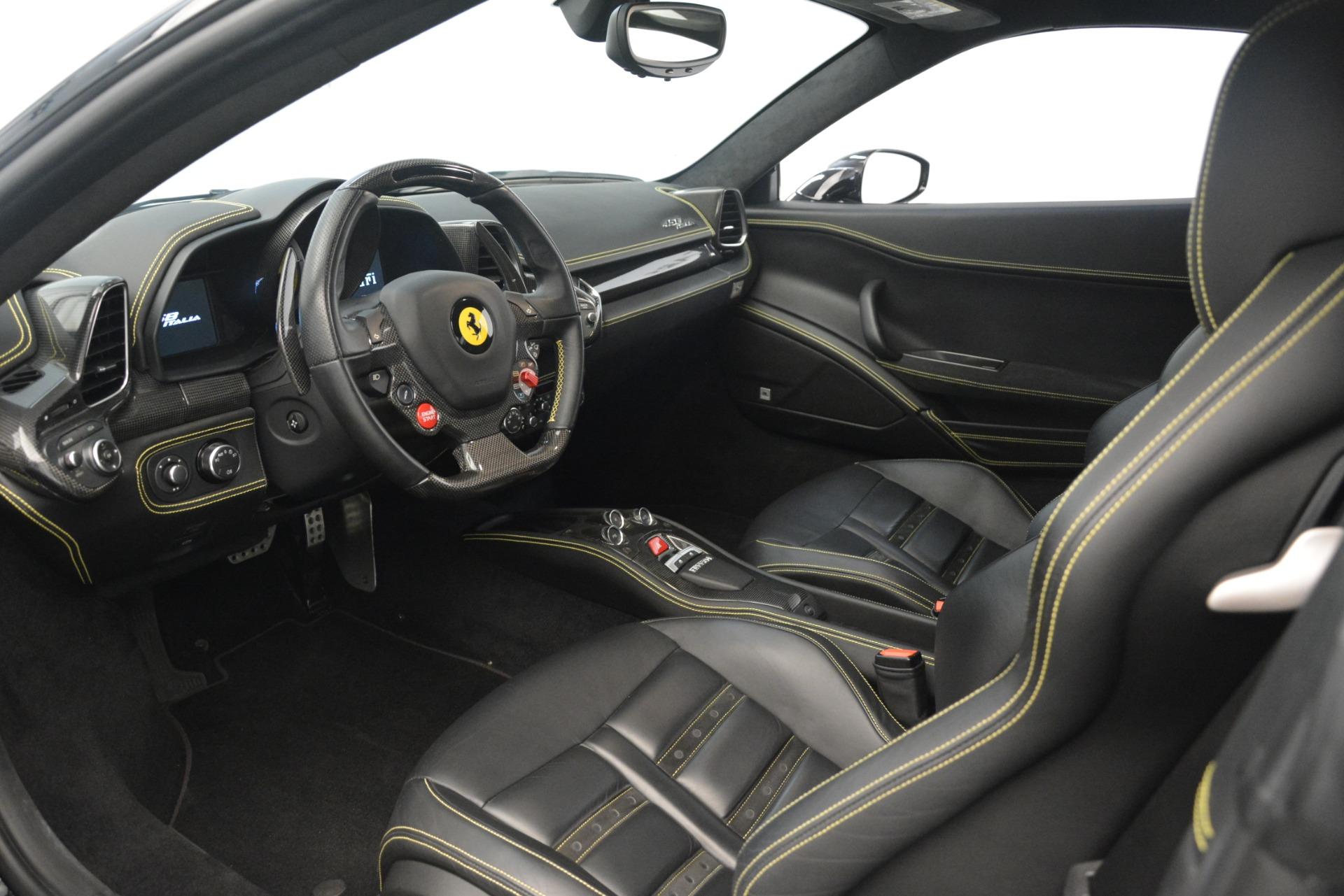Used 2011 Ferrari 458 Italia  For Sale In Westport, CT 3236_p13