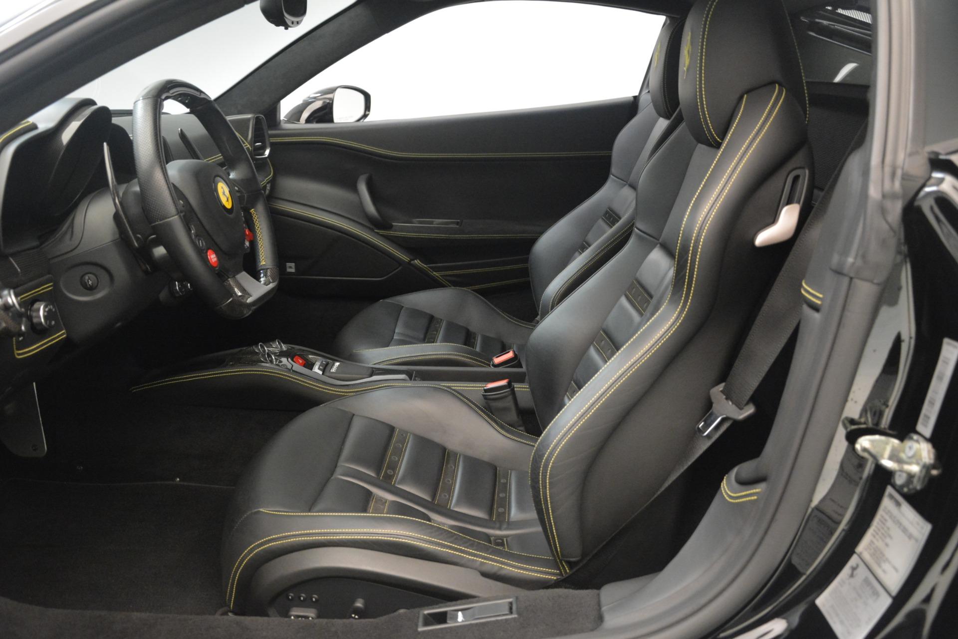 Used 2011 Ferrari 458 Italia  For Sale In Westport, CT 3236_p14