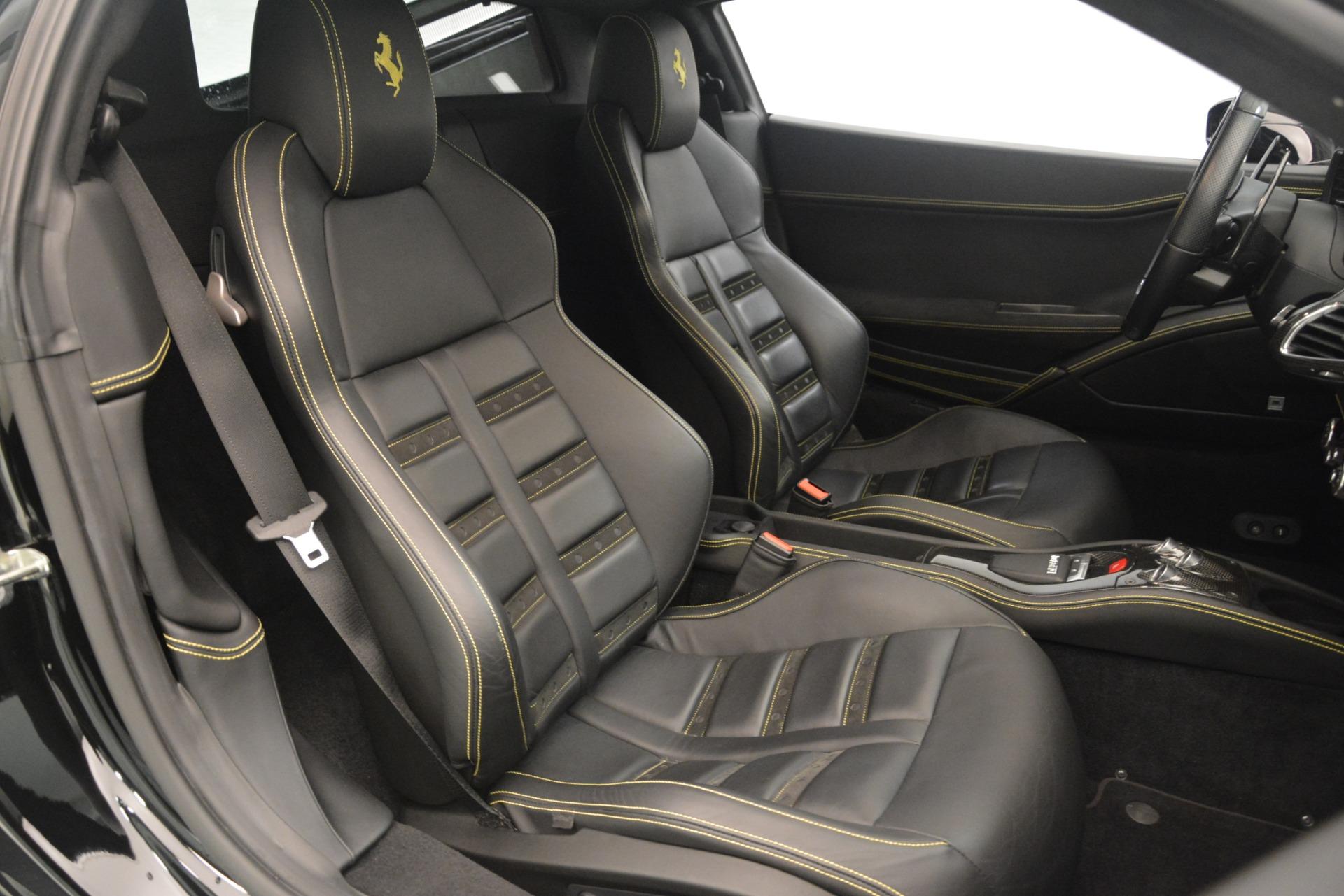 Used 2011 Ferrari 458 Italia  For Sale In Westport, CT 3236_p19