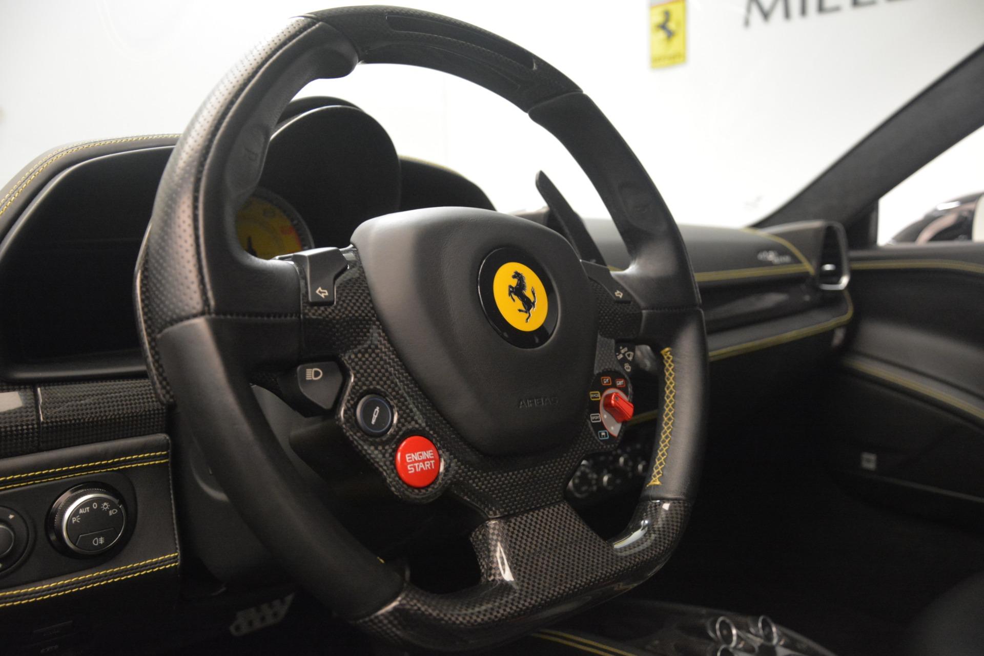Used 2011 Ferrari 458 Italia  For Sale In Westport, CT 3236_p20