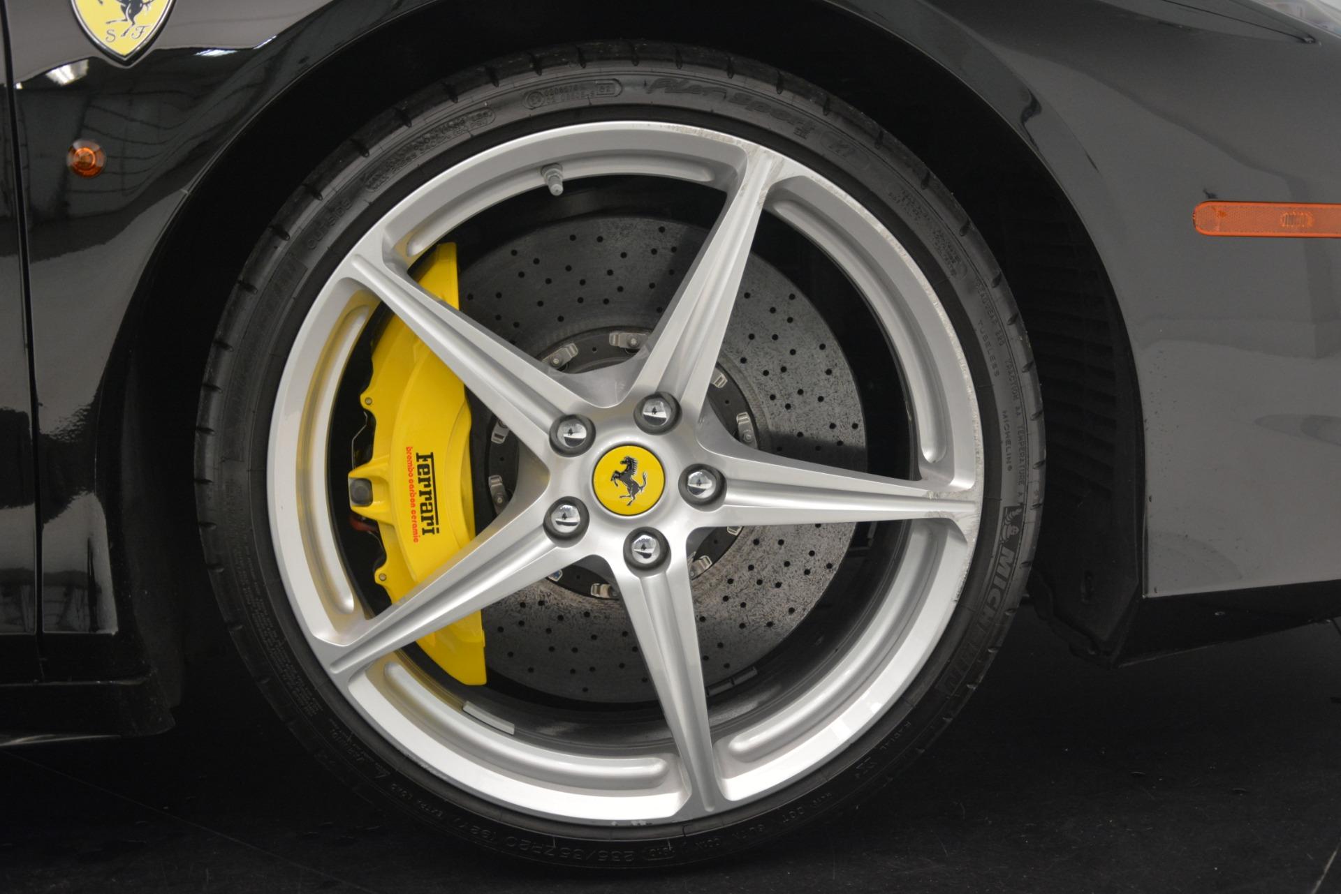 Used 2011 Ferrari 458 Italia  For Sale In Westport, CT 3236_p25