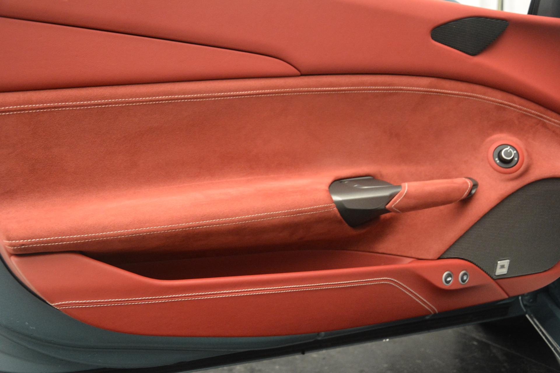 Used 2017 Ferrari 488 Spider  For Sale In Westport, CT 3237_p21