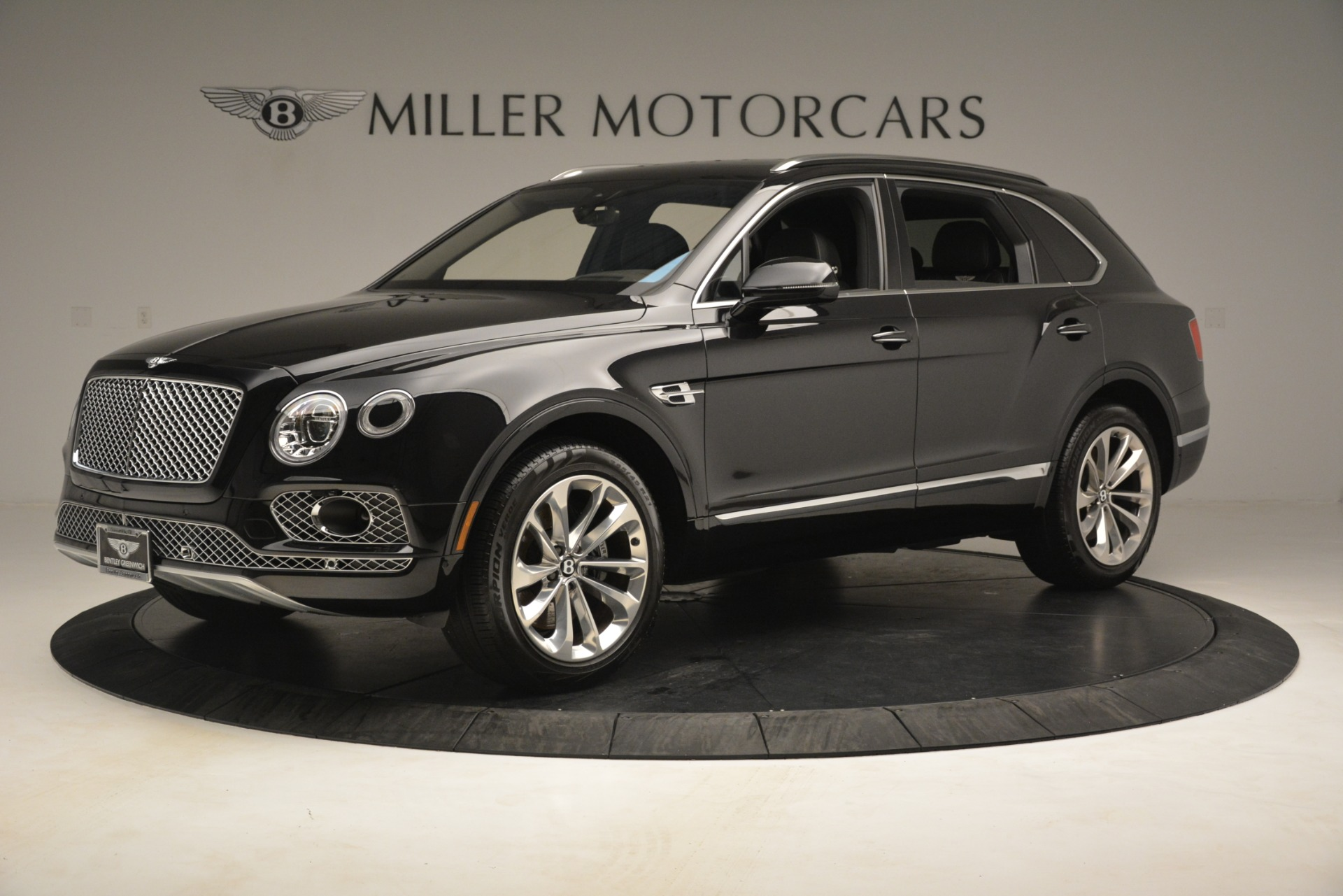 Used 2017 Bentley Bentayga W12 For Sale In Westport, CT 3239_p2
