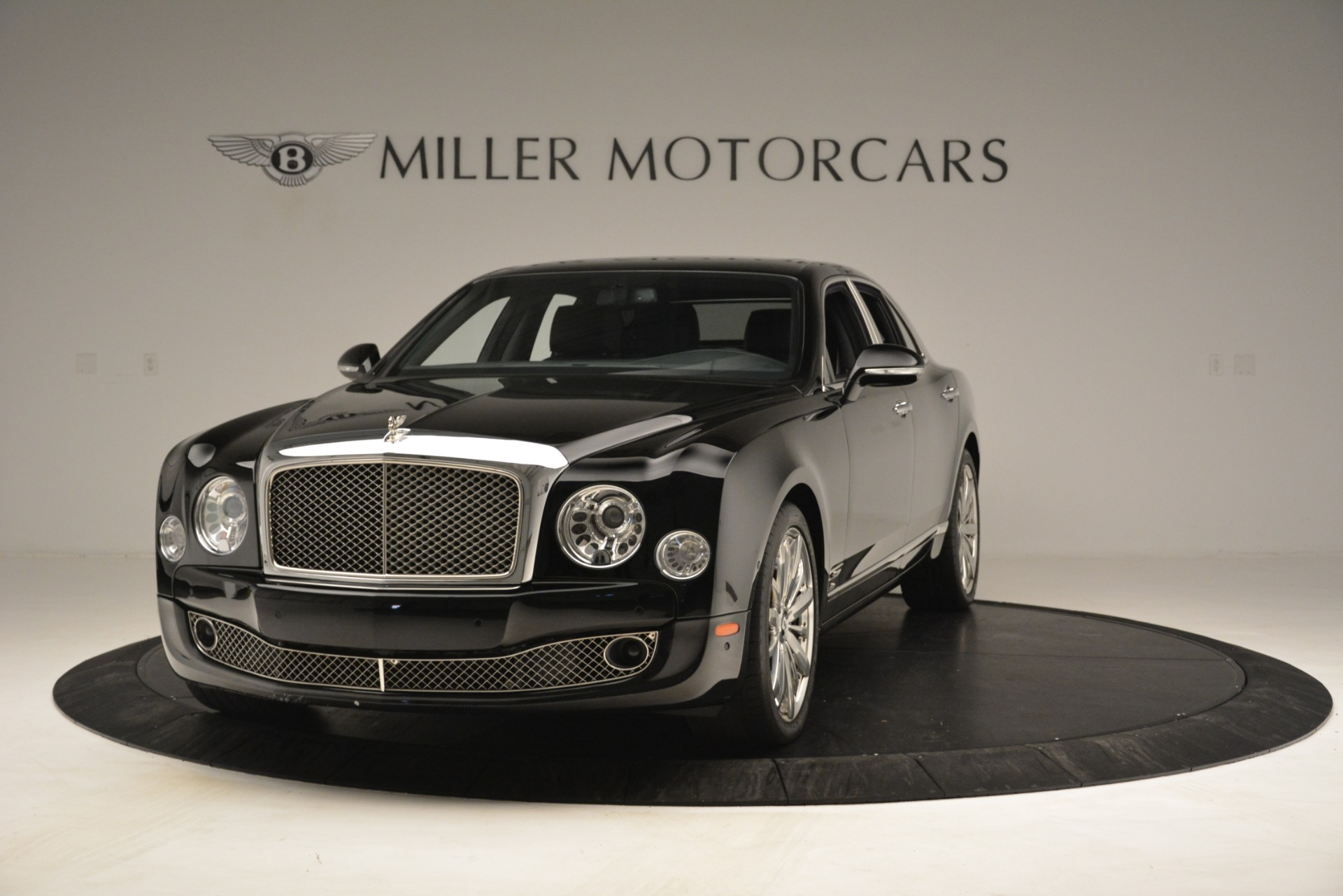 Used 2016 Bentley Mulsanne  For Sale In Westport, CT 3240_main