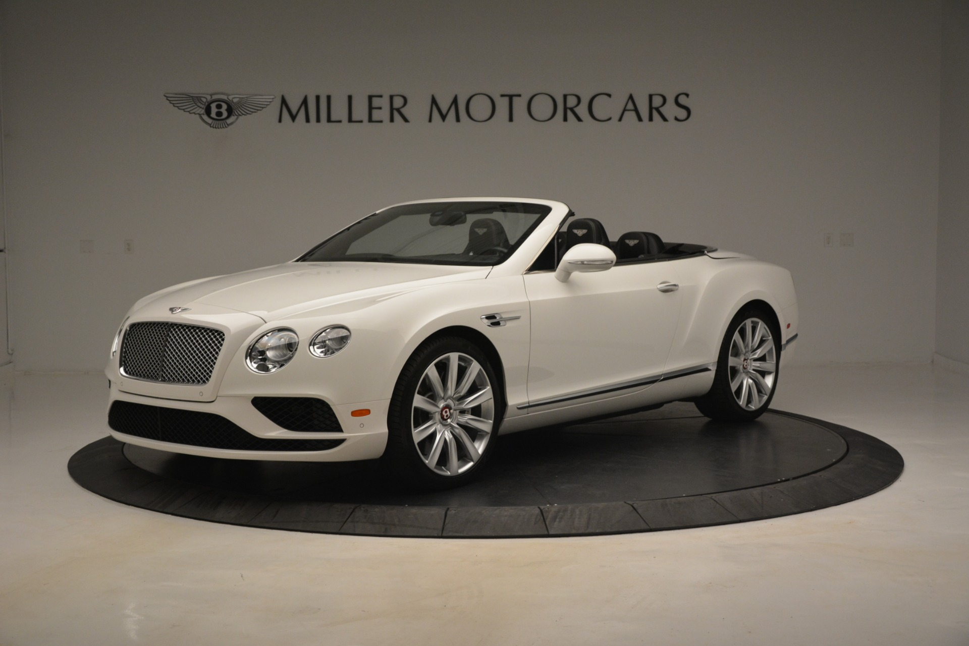 Used 2016 Bentley Continental GT V8 For Sale In Westport, CT 3241_p2