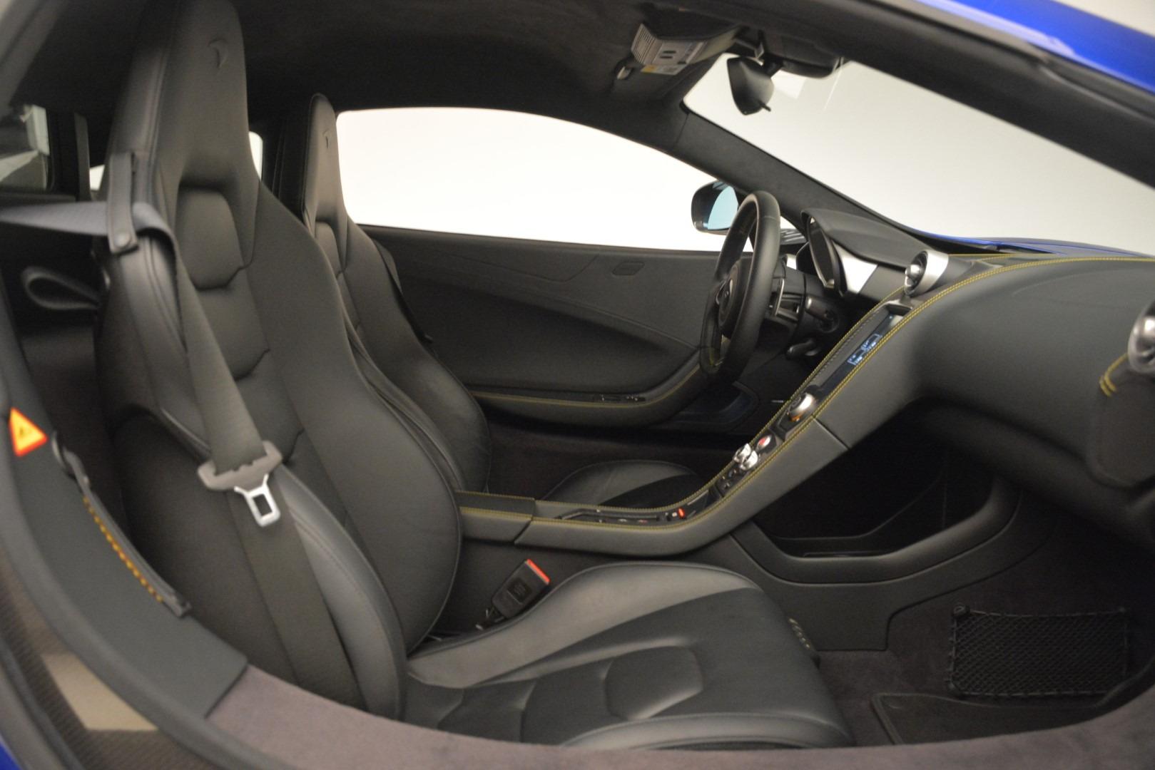 Used 2015 McLaren 650S Coupe For Sale In Westport, CT 3242_p25