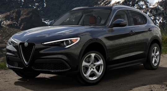 New 2019 Alfa Romeo Stelvio Q4 For Sale In Westport, CT 3244_main