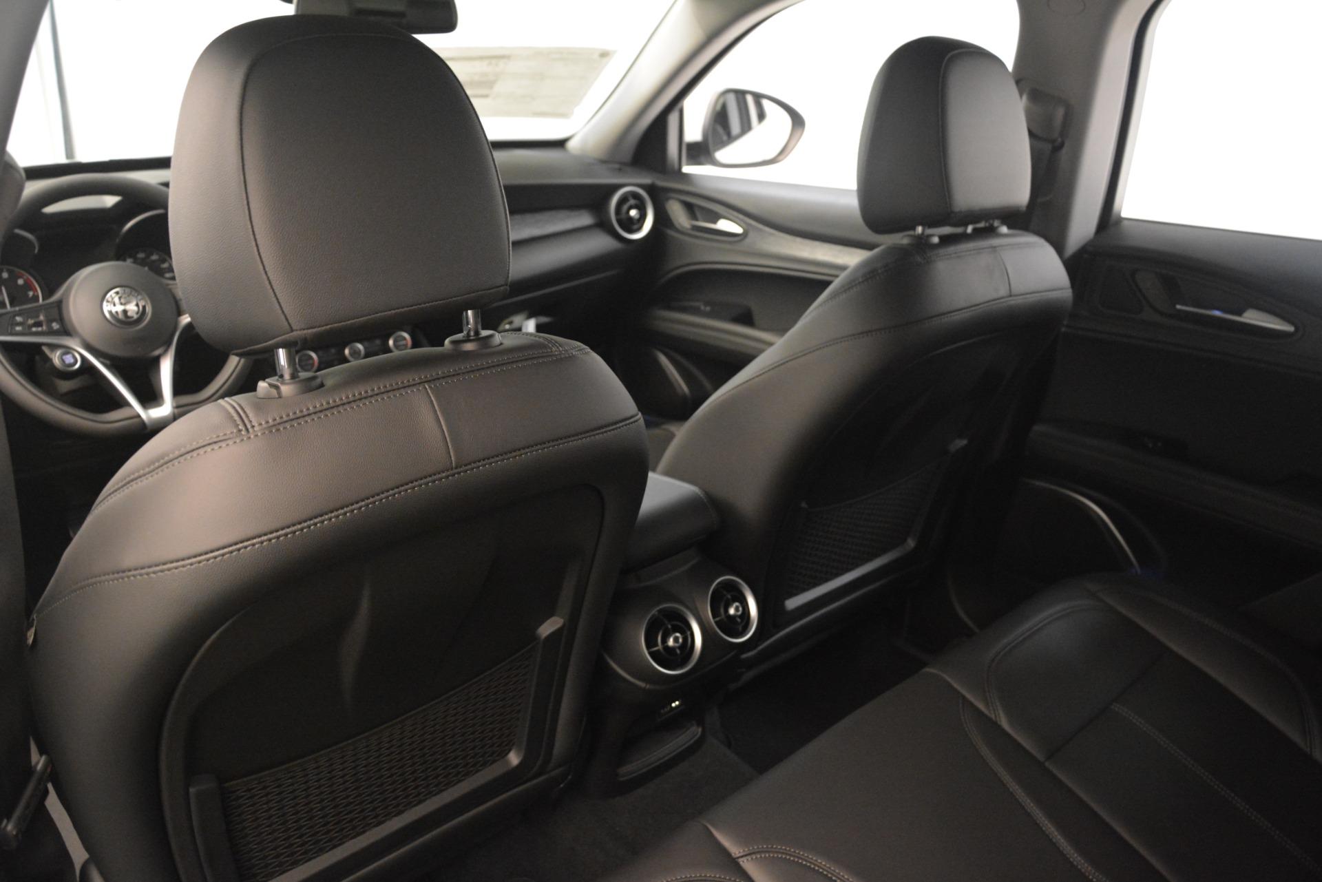 New 2019 Alfa Romeo Stelvio Q4 For Sale In Westport, CT 3246_p20