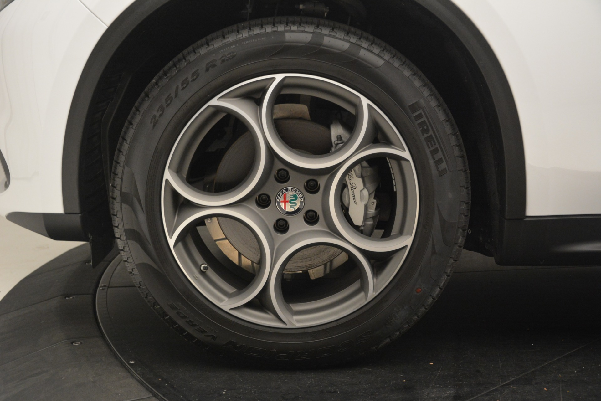 New 2019 Alfa Romeo Stelvio Q4 For Sale In Westport, CT 3246_p30