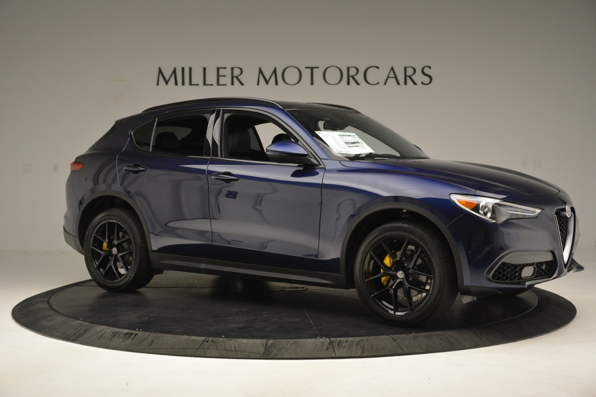 New 2019 Alfa Romeo Stelvio Ti Sport Q4 For Sale In Westport, CT 3249_p10