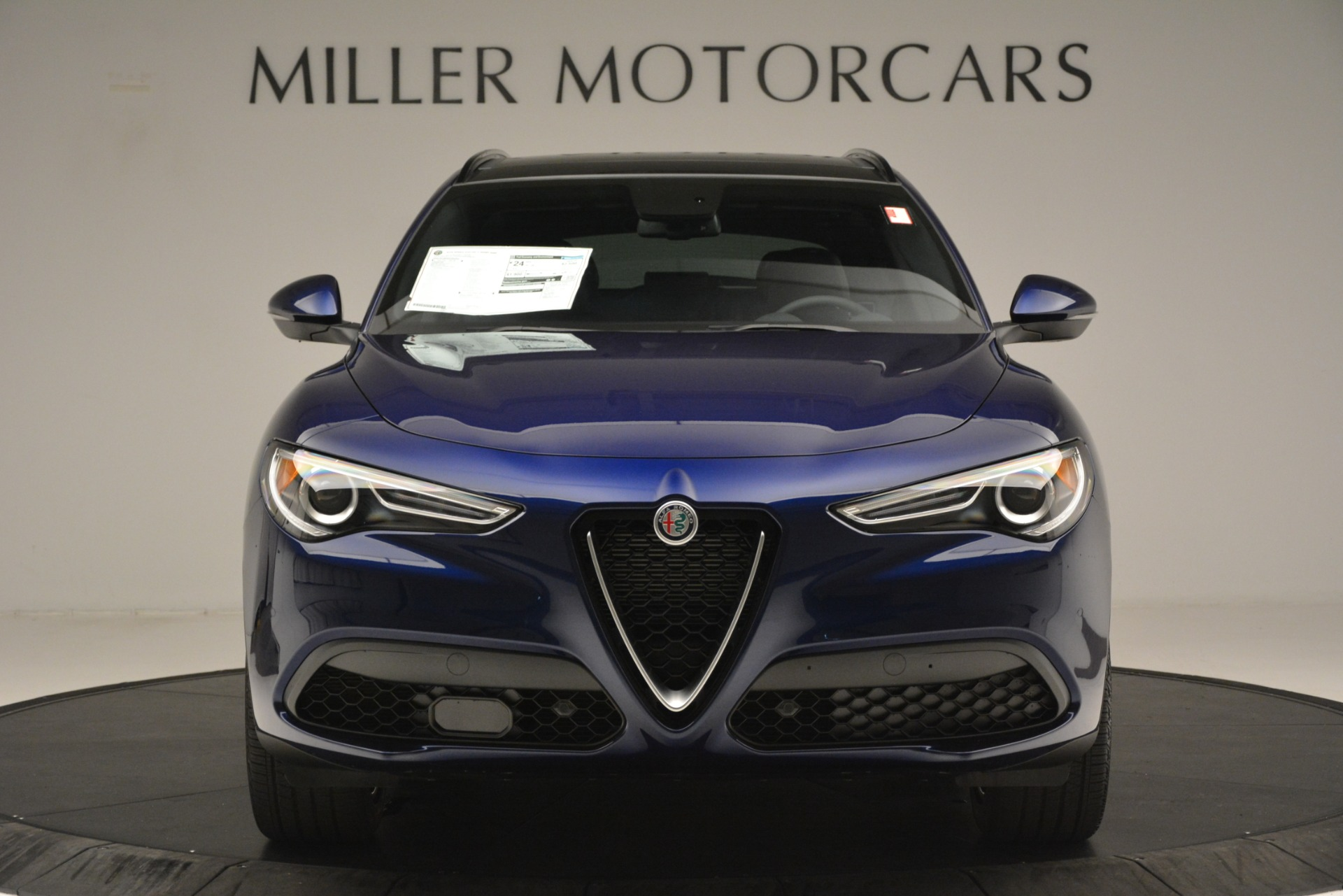 New 2019 Alfa Romeo Stelvio Ti Sport Q4 For Sale In Westport, CT 3249_p12