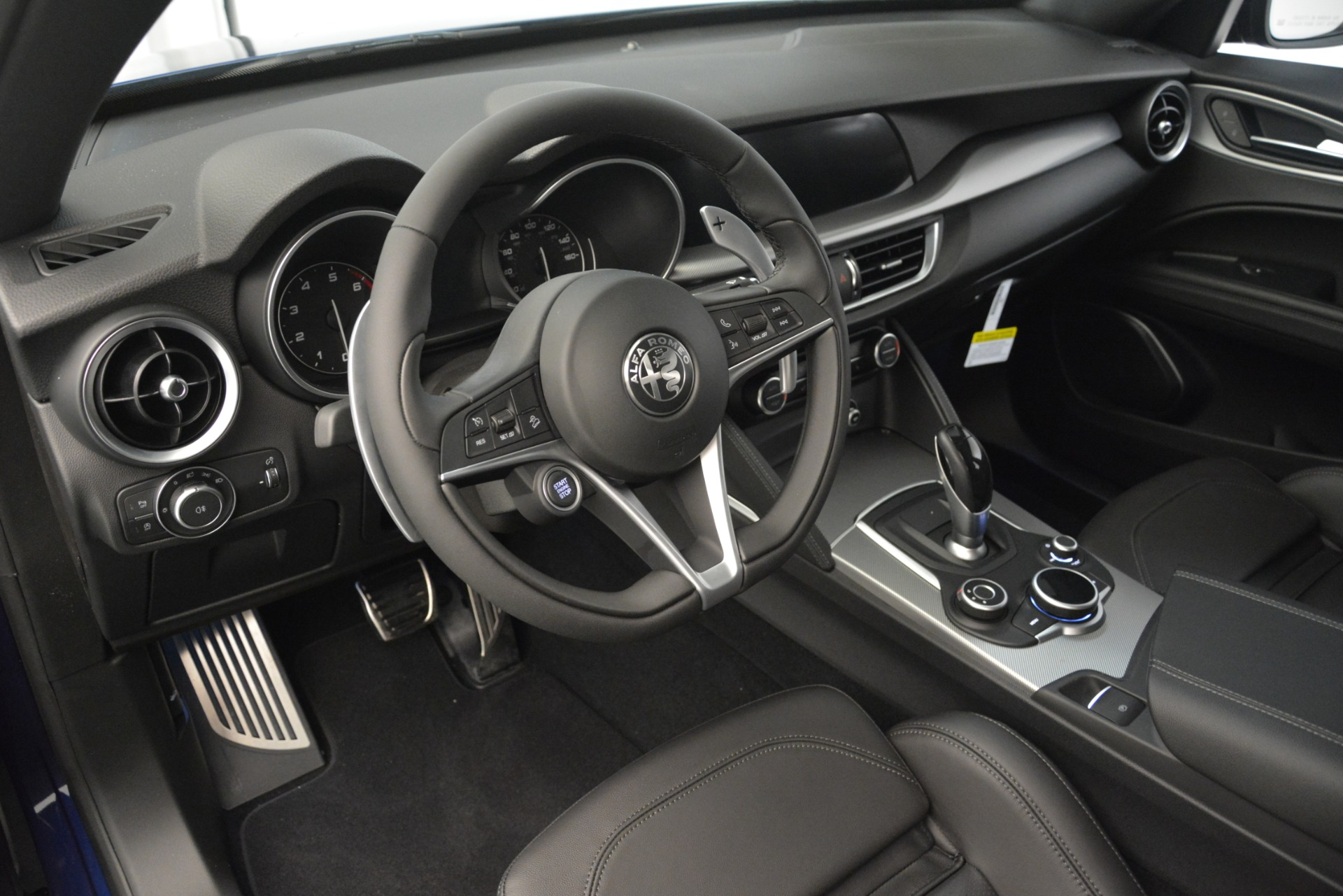 New 2019 Alfa Romeo Stelvio Ti Sport Q4 For Sale In Westport, CT 3249_p13