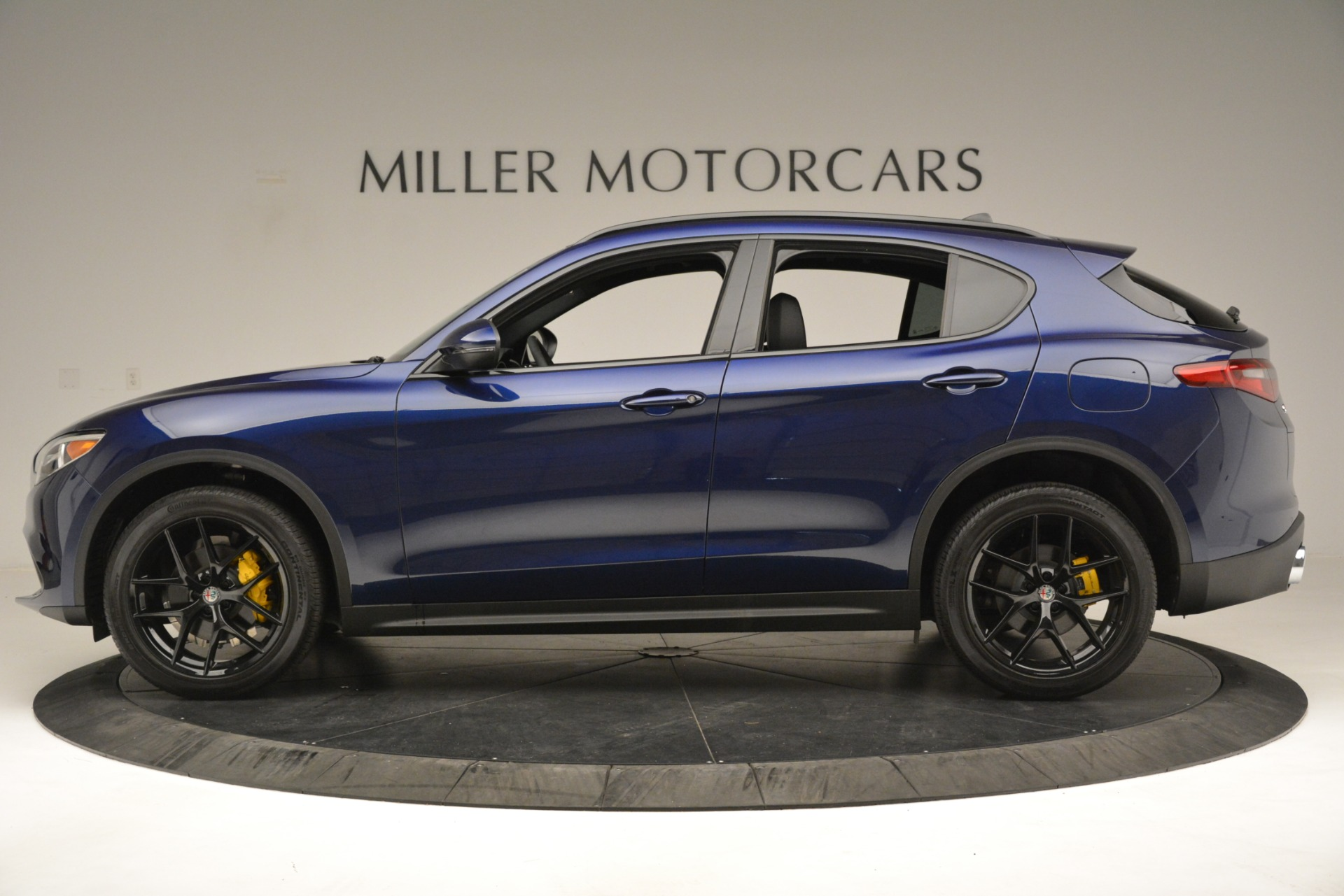 New 2019 Alfa Romeo Stelvio Ti Sport Q4 For Sale In Westport, CT 3249_p3