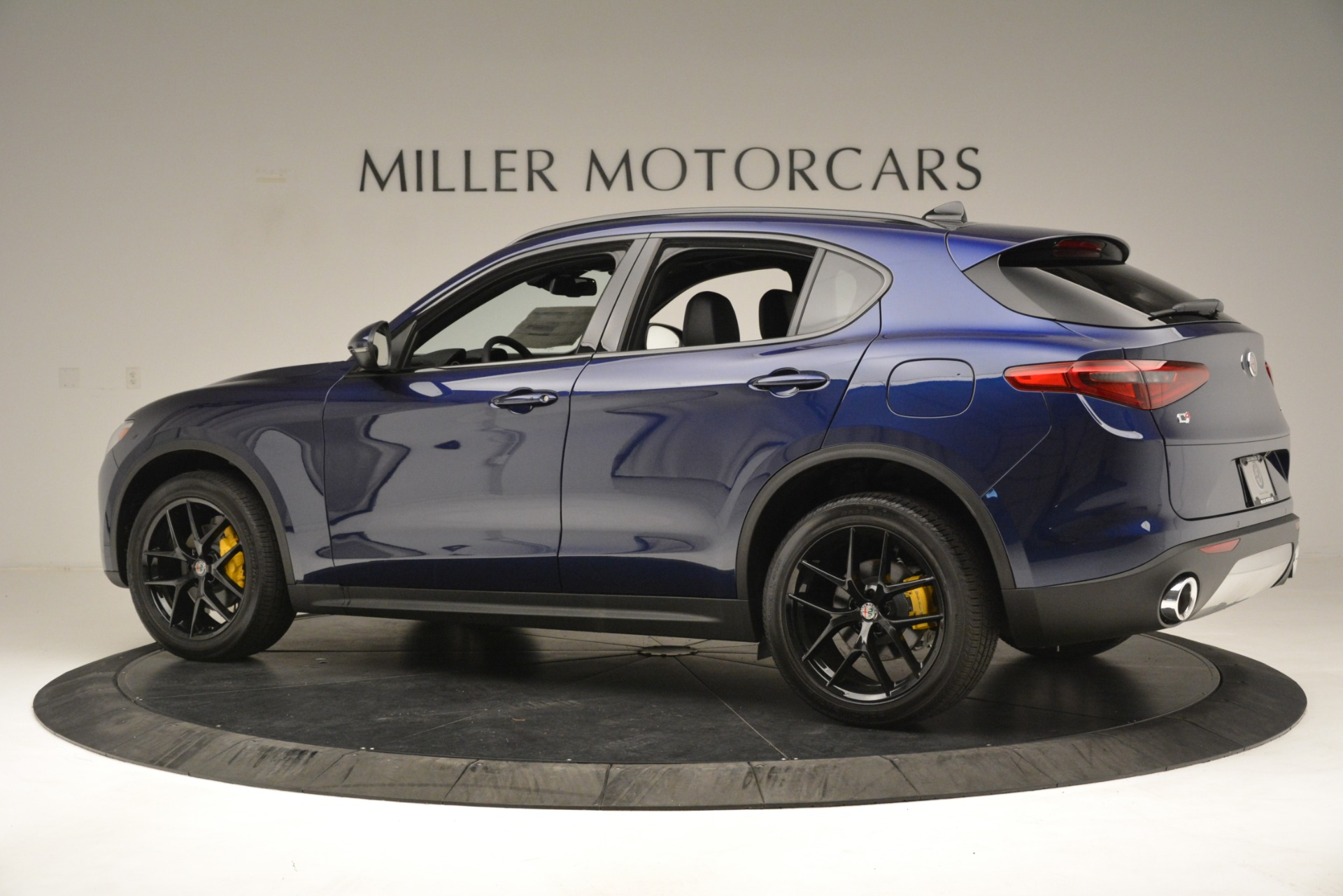 New 2019 Alfa Romeo Stelvio Ti Sport Q4 For Sale In Westport, CT 3249_p4