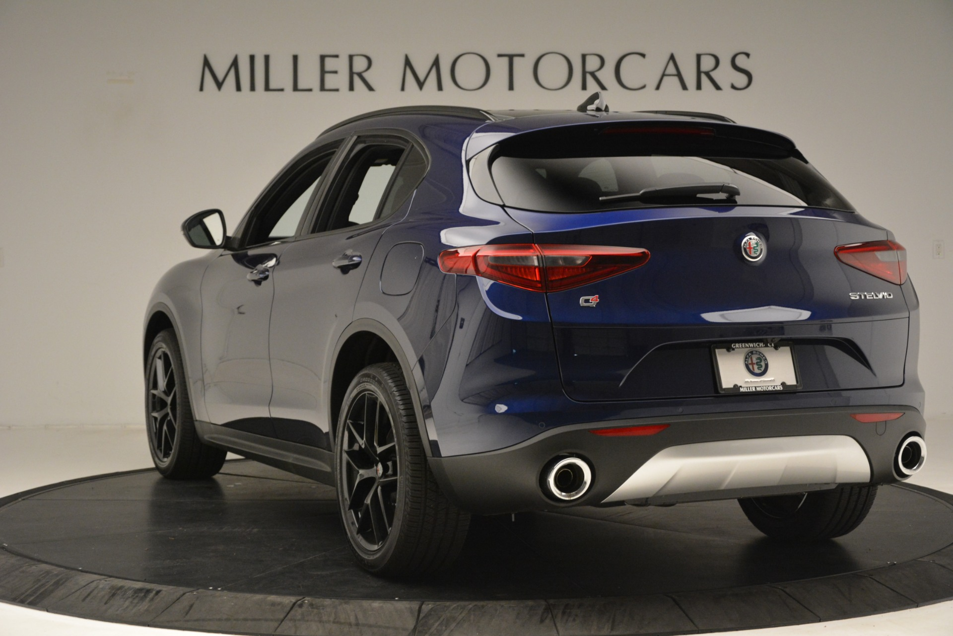 New 2019 Alfa Romeo Stelvio Ti Sport Q4 For Sale In Westport, CT 3249_p5