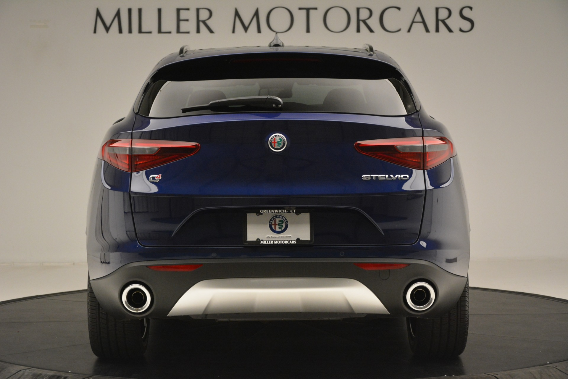 New 2019 Alfa Romeo Stelvio Ti Sport Q4 For Sale In Westport, CT 3249_p6