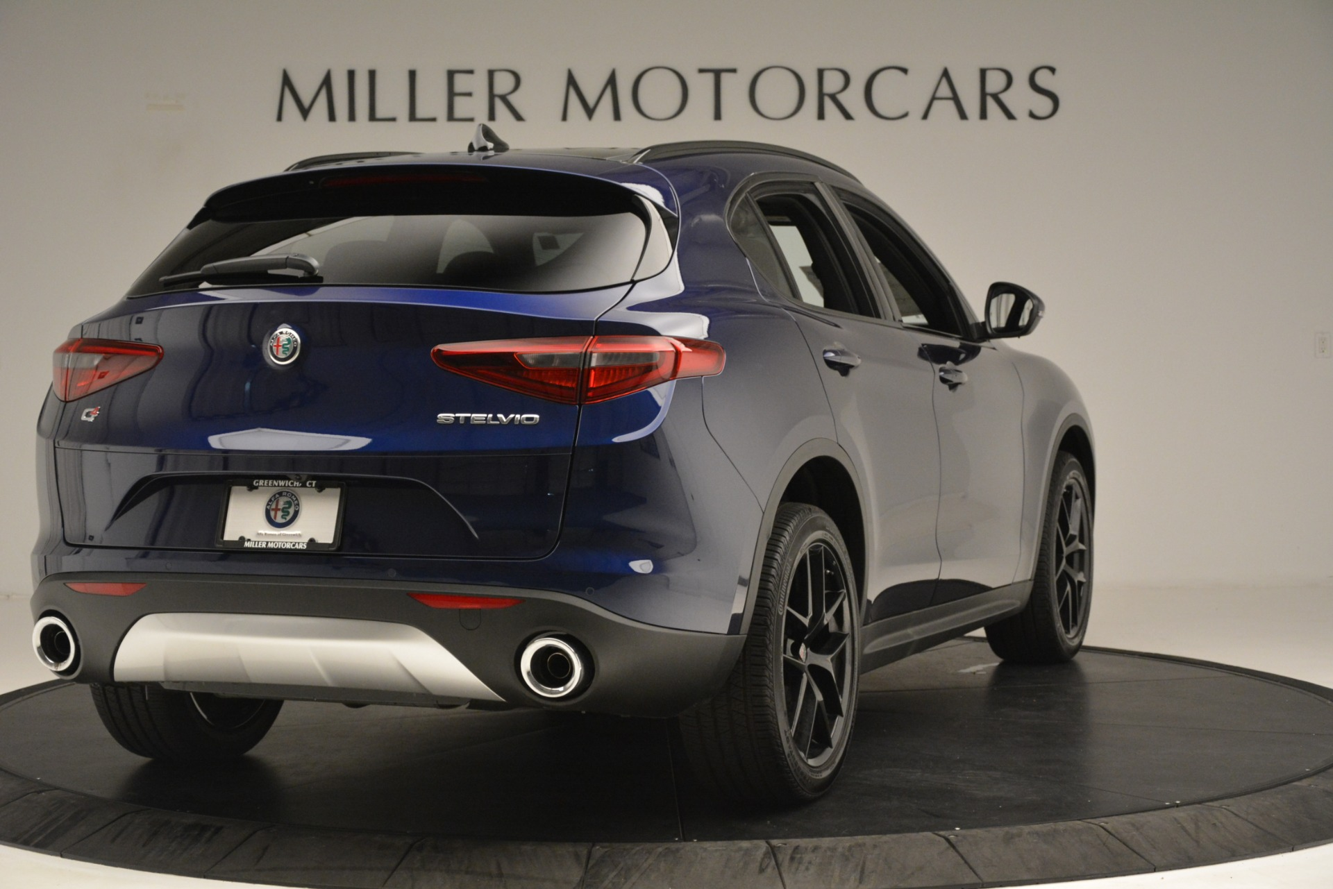New 2019 Alfa Romeo Stelvio Ti Sport Q4 For Sale In Westport, CT 3249_p7