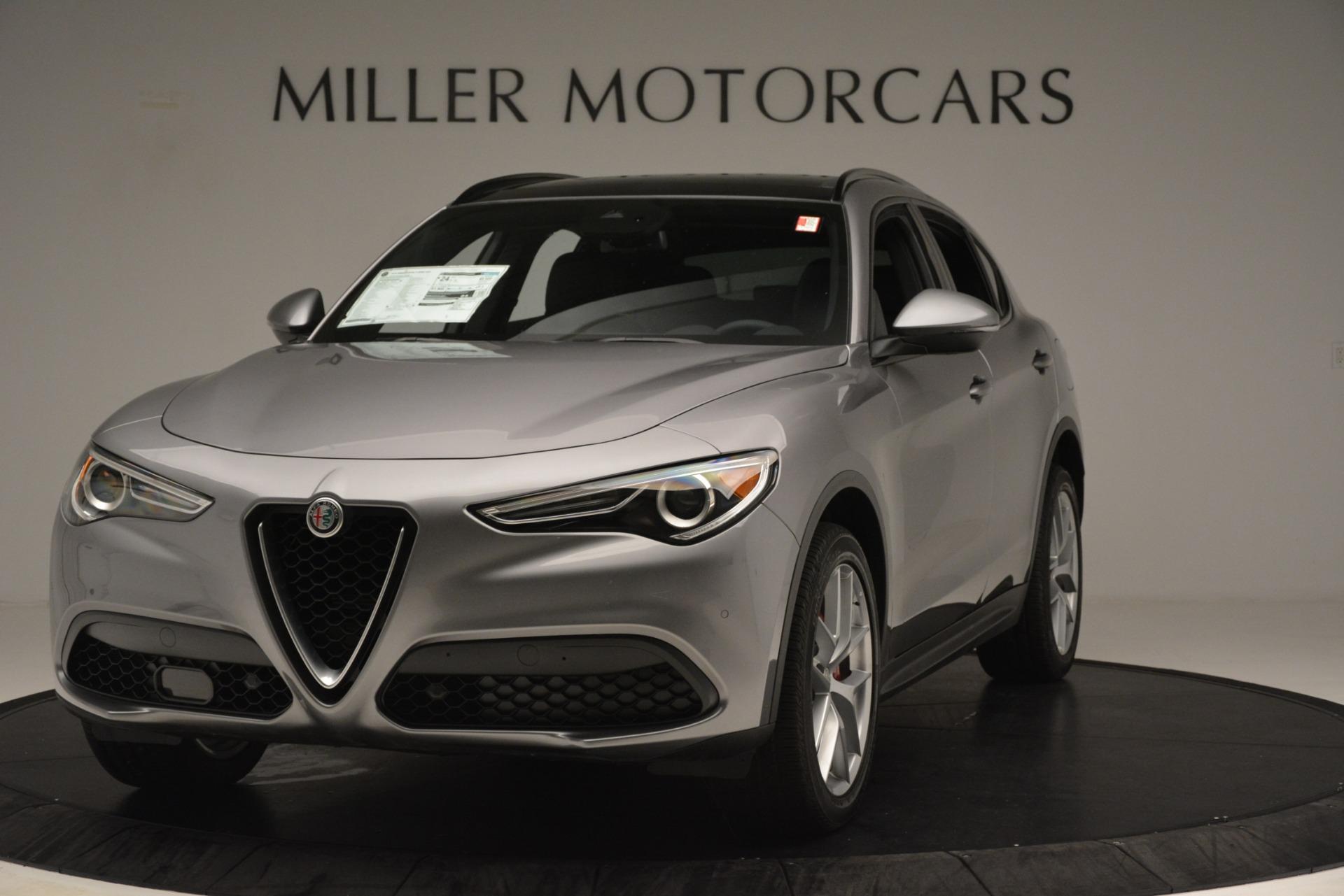New 2019 Alfa Romeo Stelvio Ti Sport Q4 For Sale In Westport, CT 3250_main