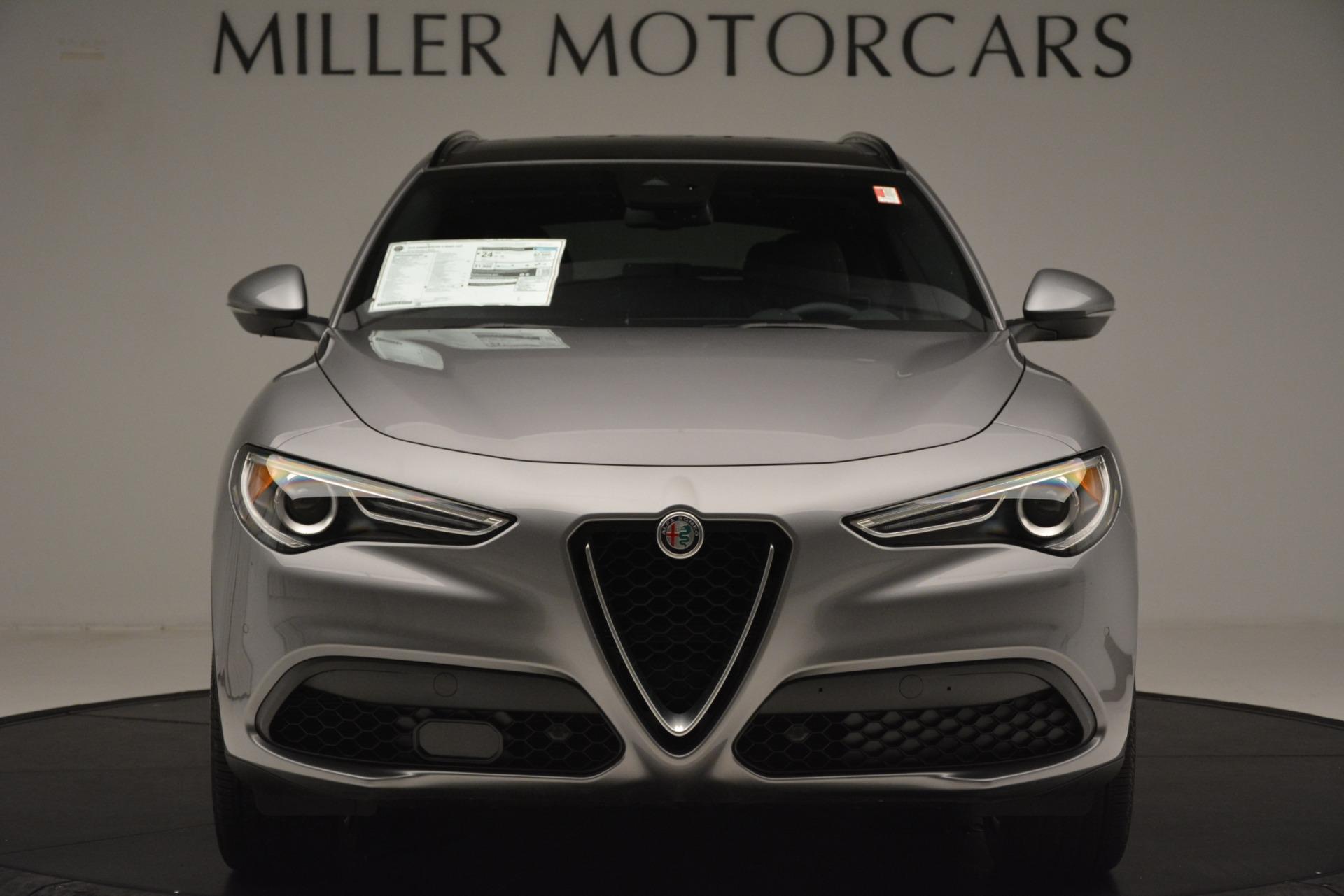 New 2019 Alfa Romeo Stelvio Ti Sport Q4 For Sale In Westport, CT 3250_p12