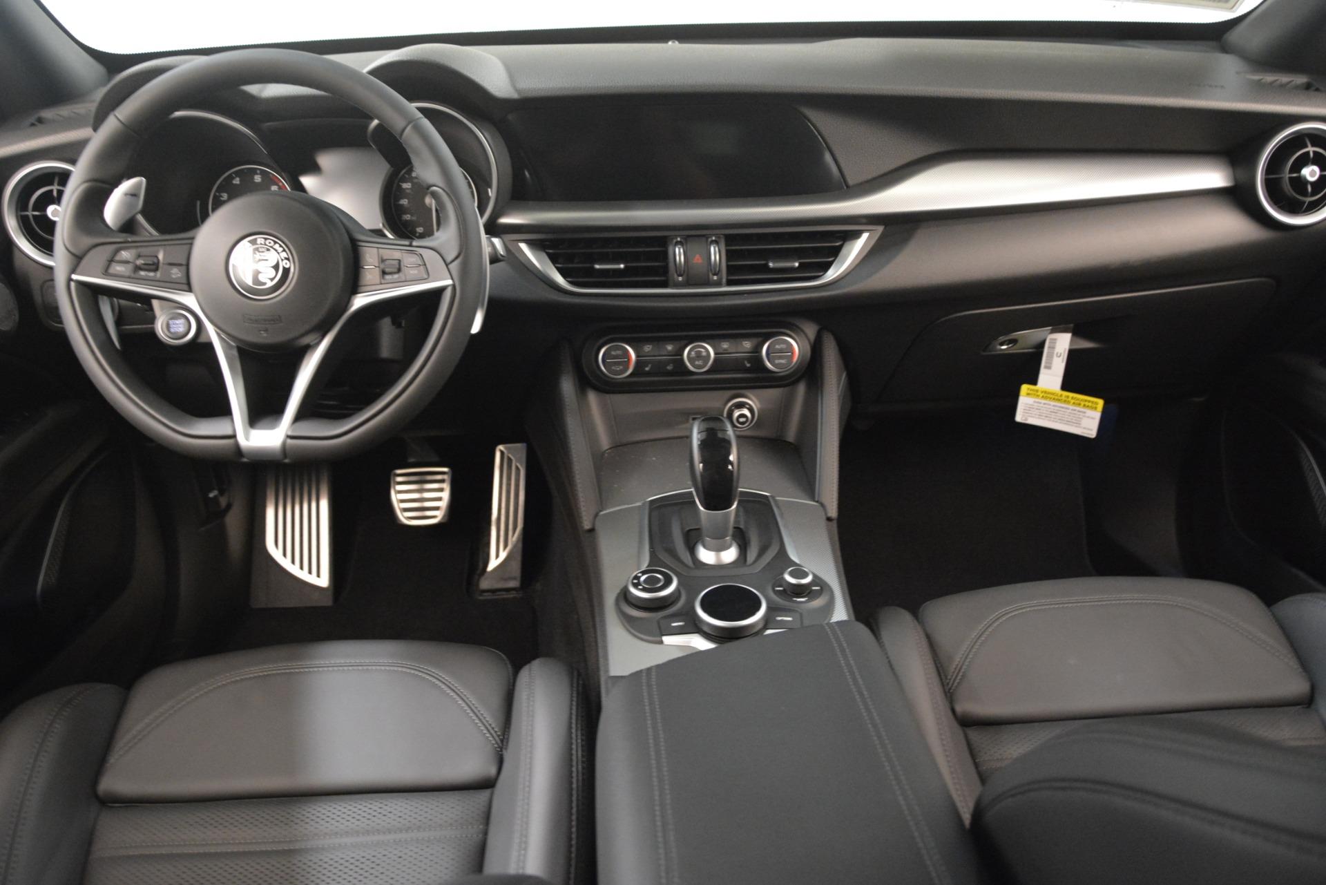 New 2019 Alfa Romeo Stelvio Ti Sport Q4 For Sale In Westport, CT 3250_p16