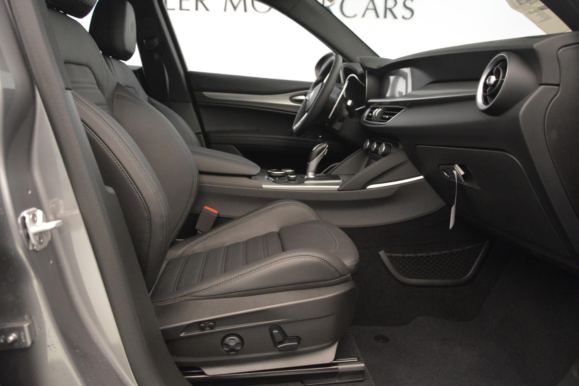 New 2019 Alfa Romeo Stelvio Ti Sport Q4 For Sale In Westport, CT 3250_p23