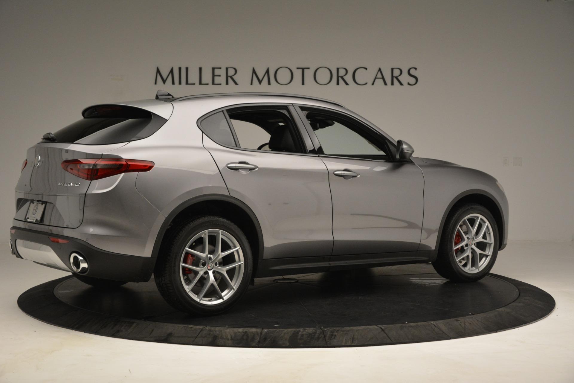New 2019 Alfa Romeo Stelvio Ti Sport Q4 For Sale In Westport, CT 3250_p8