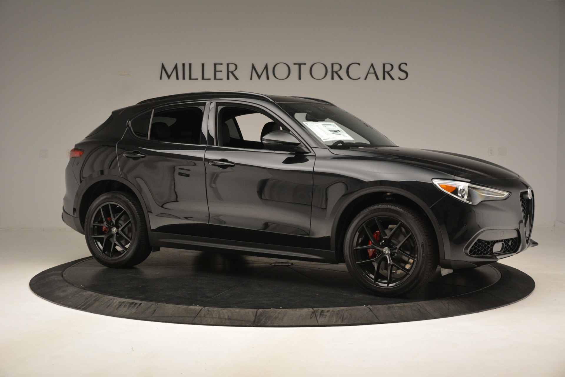 New 2019 Alfa Romeo Stelvio Ti Sport Q4 For Sale In Westport, CT 3251_p10