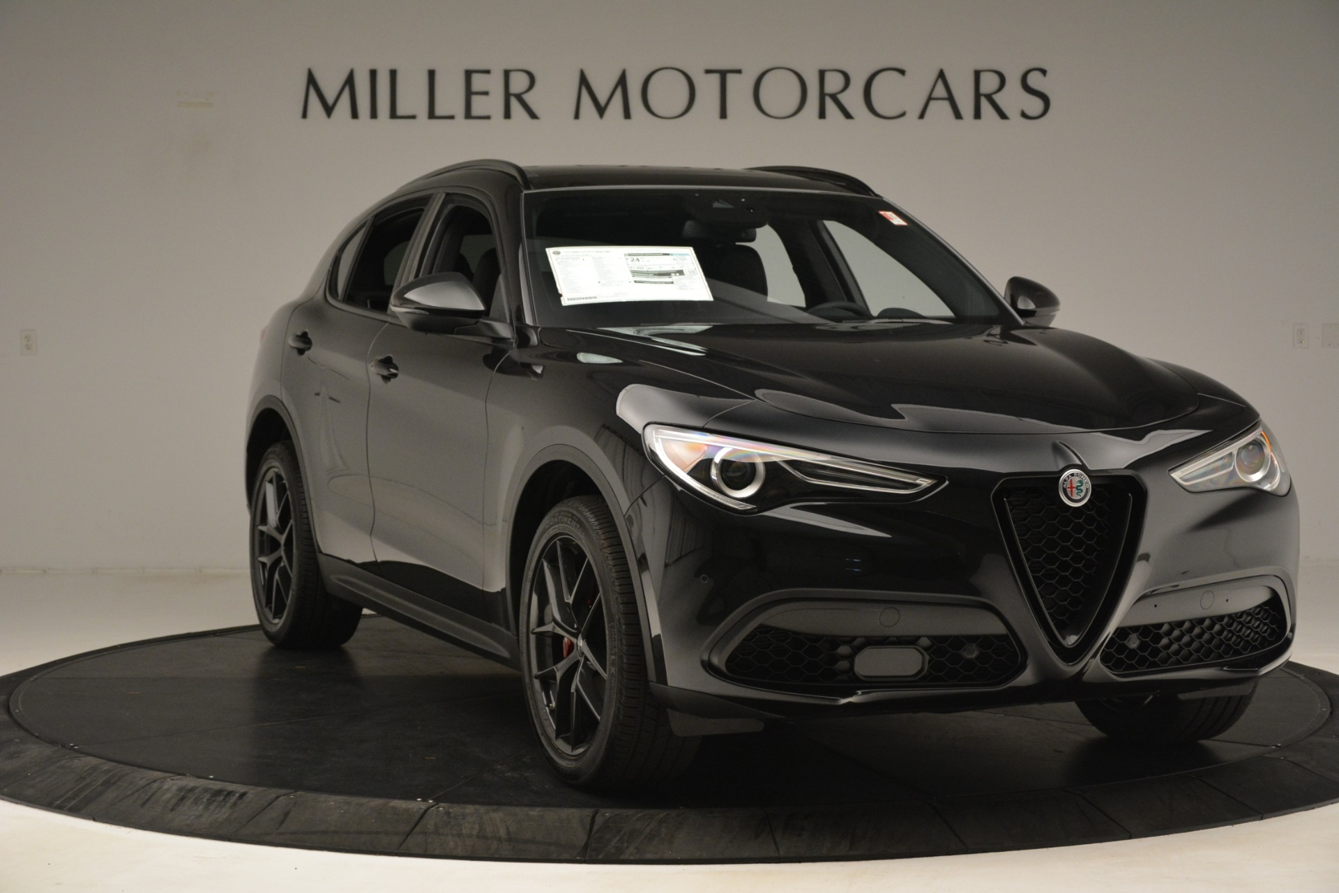 New 2019 Alfa Romeo Stelvio Ti Sport Q4 For Sale In Westport, CT 3251_p11