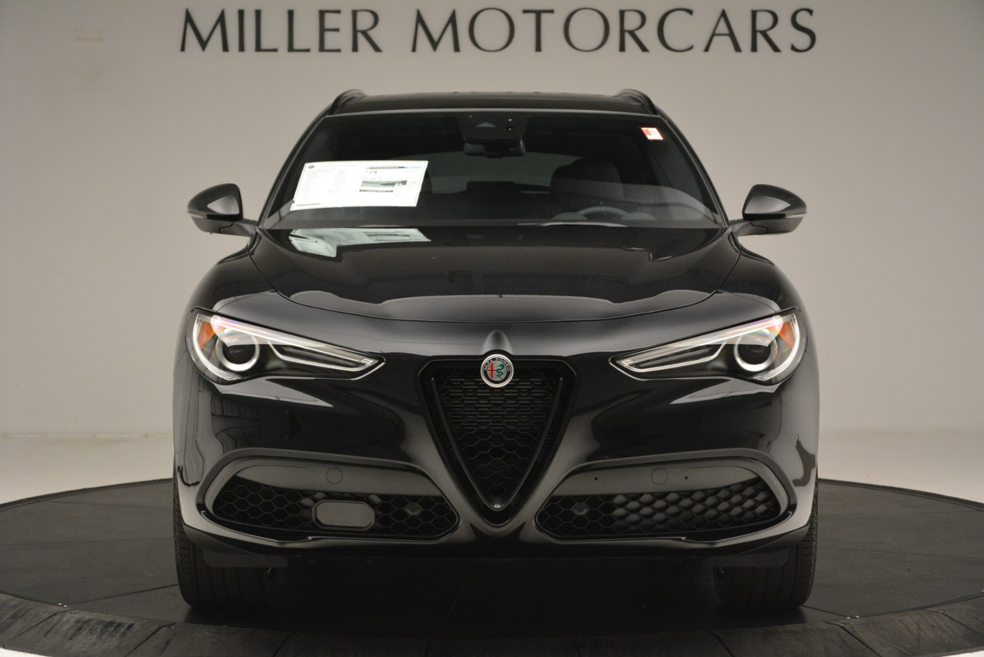 New 2019 Alfa Romeo Stelvio Ti Sport Q4 For Sale In Westport, CT 3251_p12